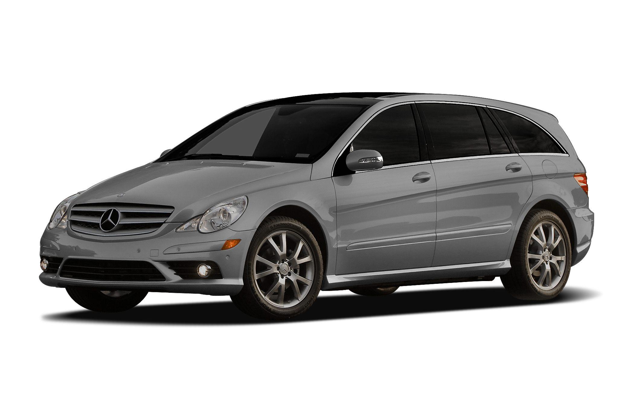 2009 Mercedes Benz R Class Safety Recalls