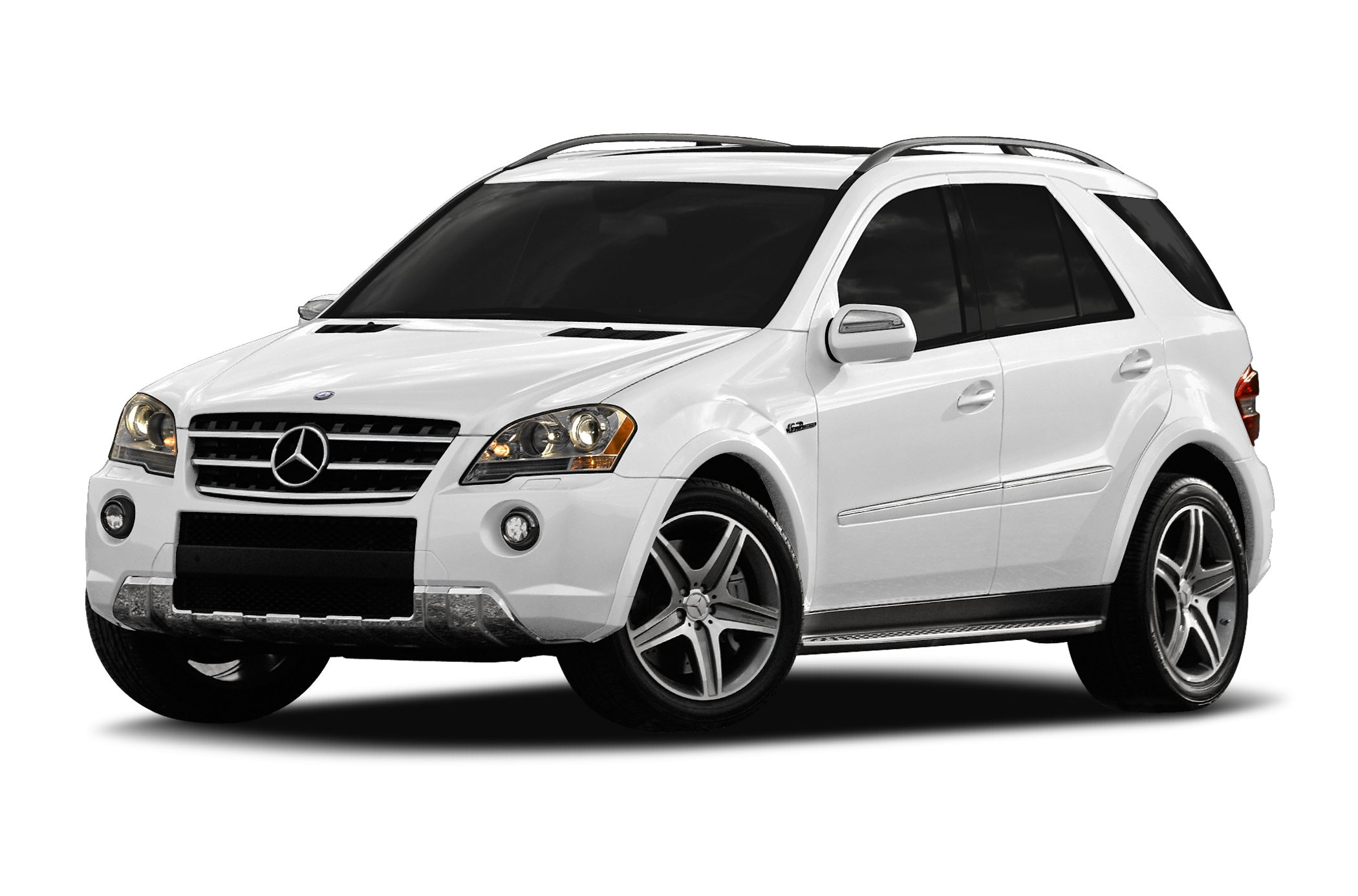 2009 Mercedes Benz M Class Base ML 63 AMG 4dr All wheel Drive 4MATIC
