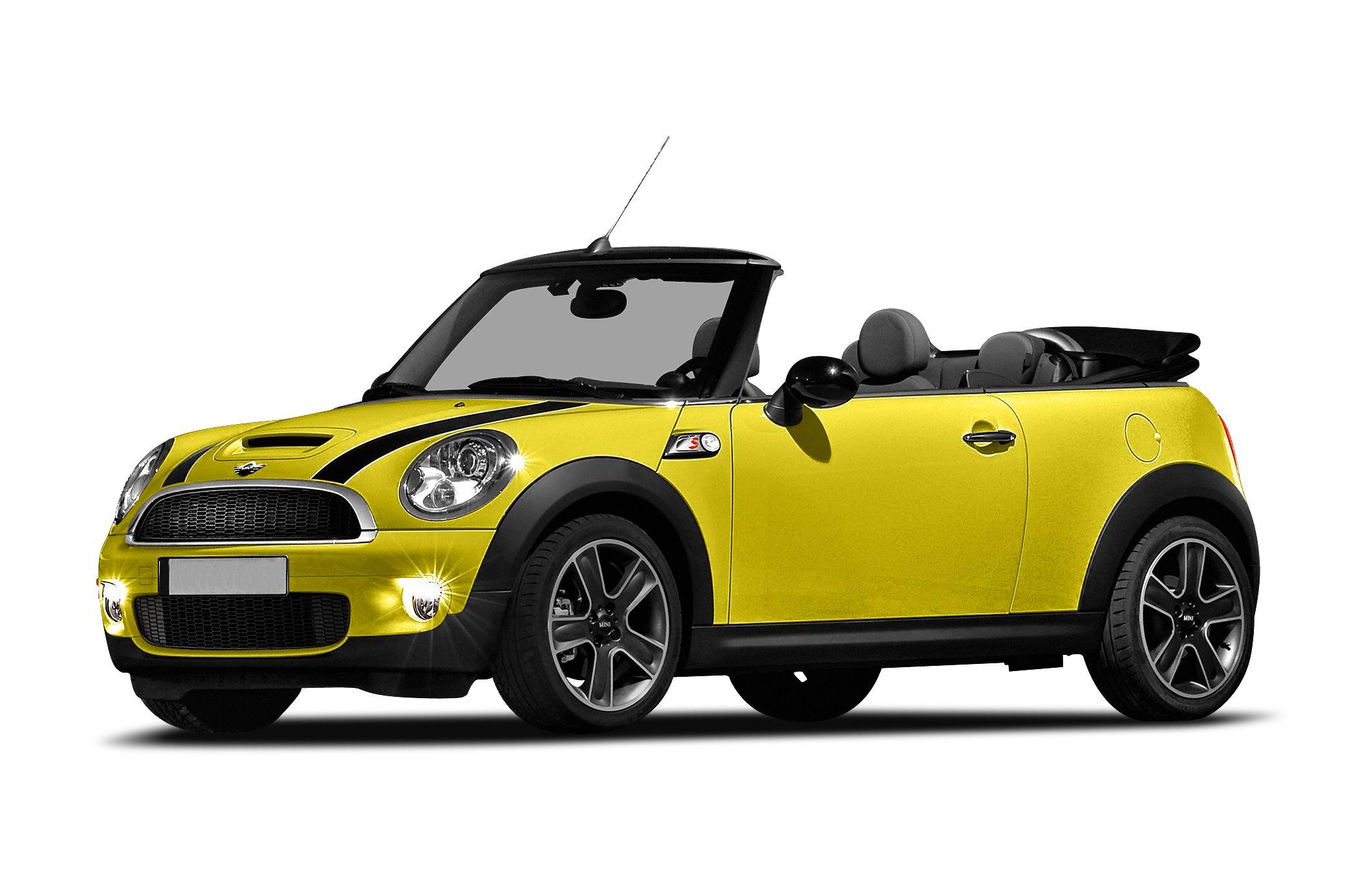 2009 Mini Cooper S Base 2dr Convertible Safety Features