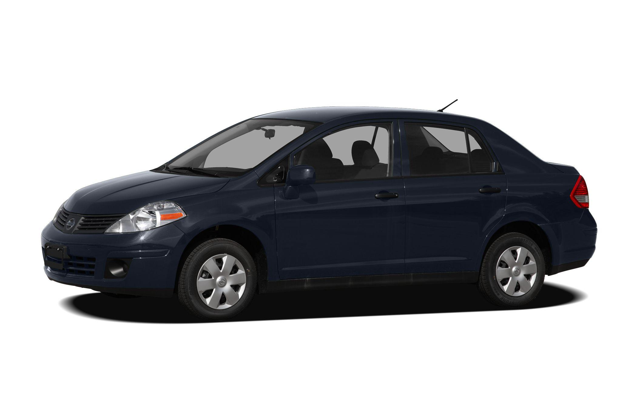 2009 Nissan Versa 1.8S 4dr Hatchback Trade In and Resale ...