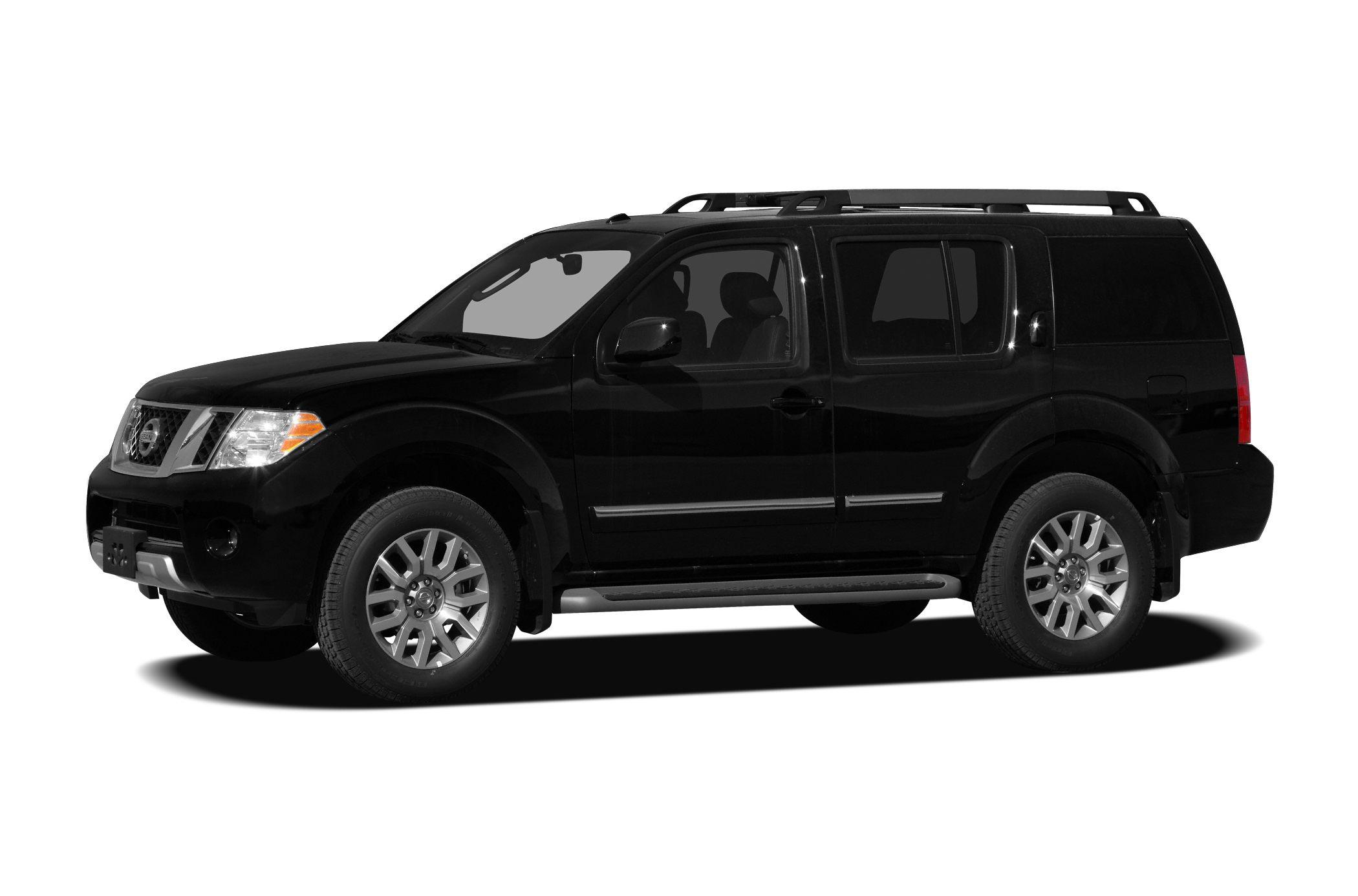 2009 Nissan Pathfinder Recalls
