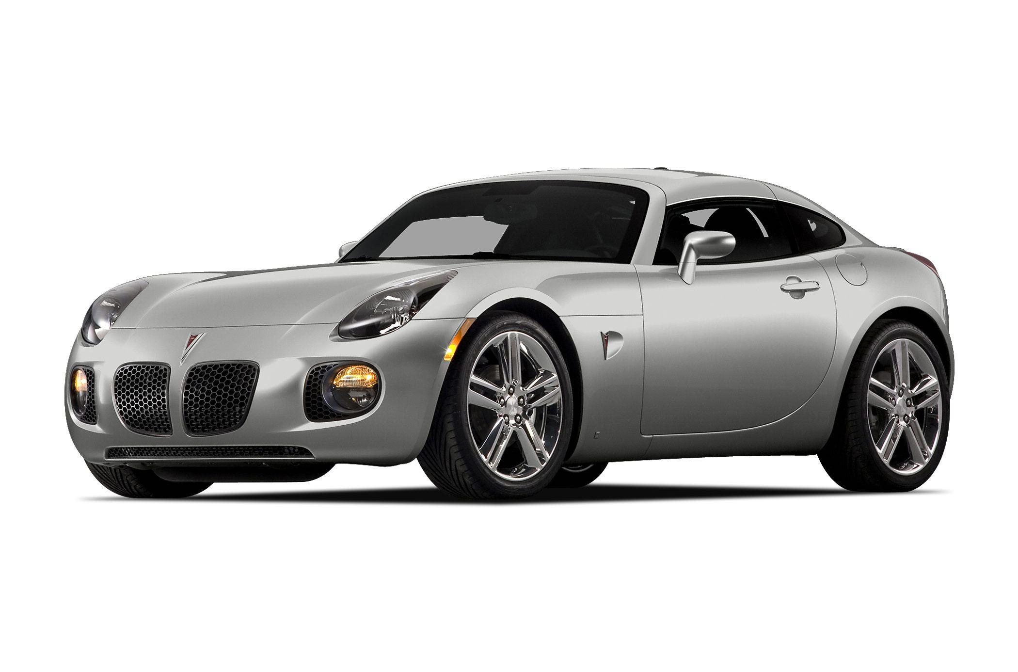 2009 Pontiac Solstice Specs