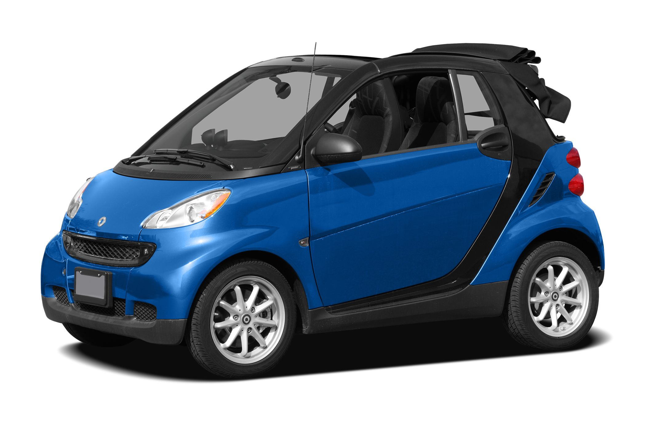 2009 Smart Fortwo Specs