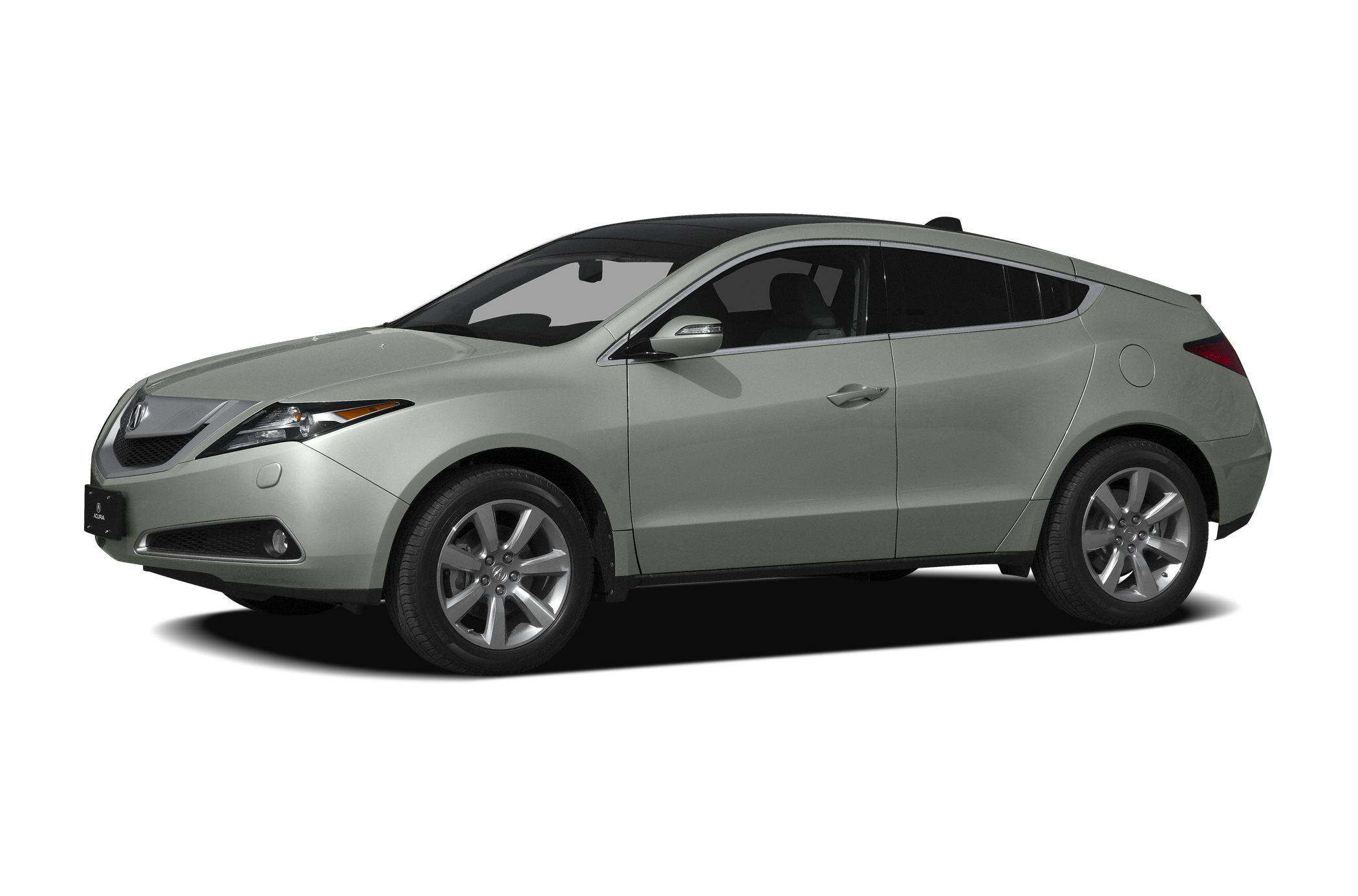 2010 Acura ZDX Safety Recalls
