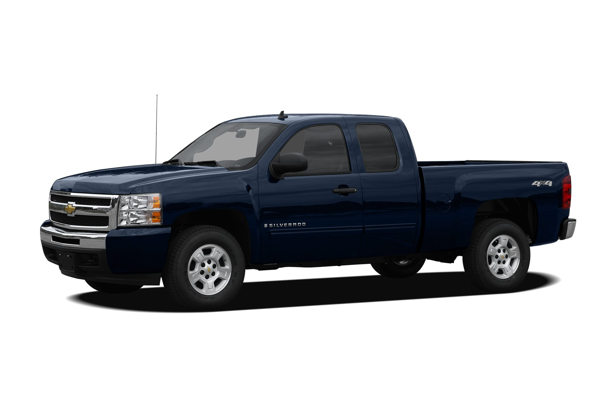 2010 Chevrolet Silverado 1500 Ltz 4x4 Extended Cab 6 6 Ft Box 143 5 In Wb Pictures