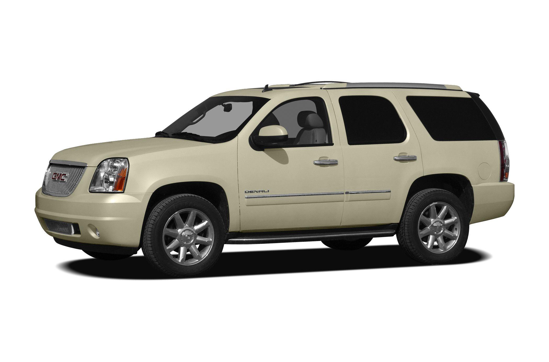 2010 GMC Yukon Denali 4x2 Pricing and Options