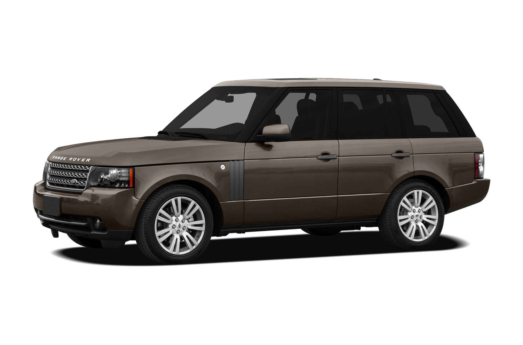 2010 Land Rover Range Rover Information