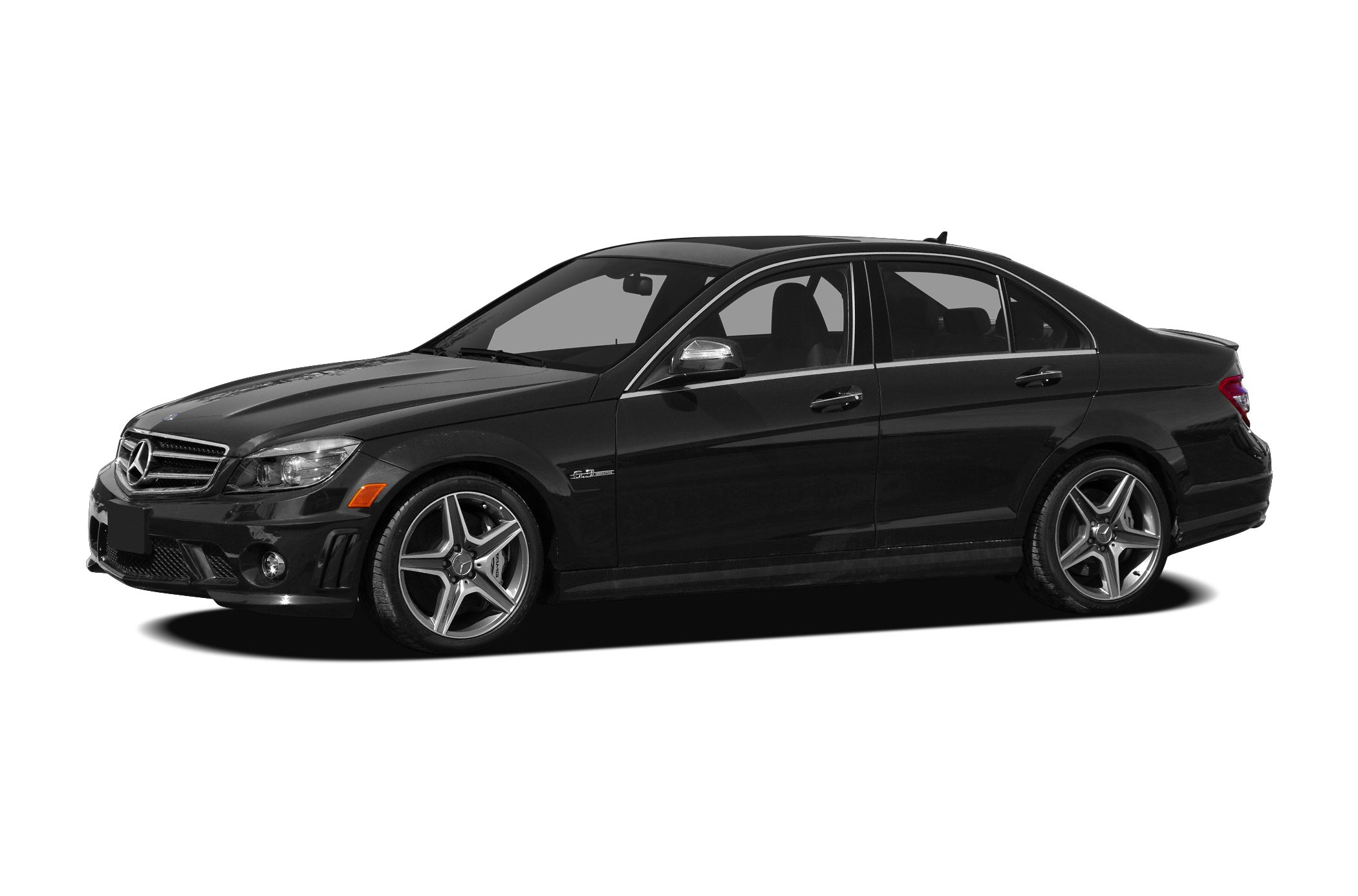 2010 Mercedes Benz C Class Base C 63 AMG 4dr Sedan Pricing and Options