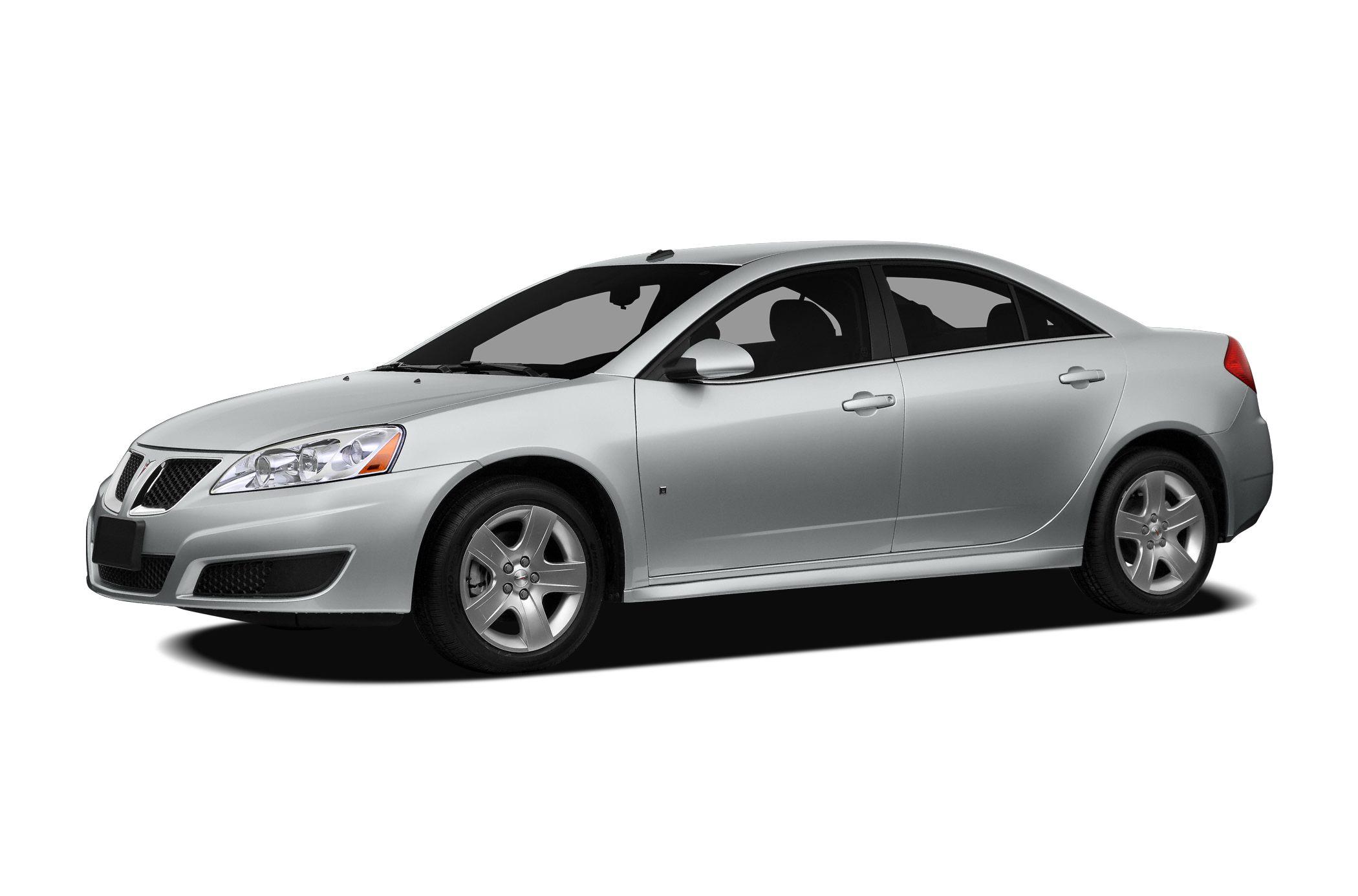 2010 Pontiac G6 Information Wiring Schematic