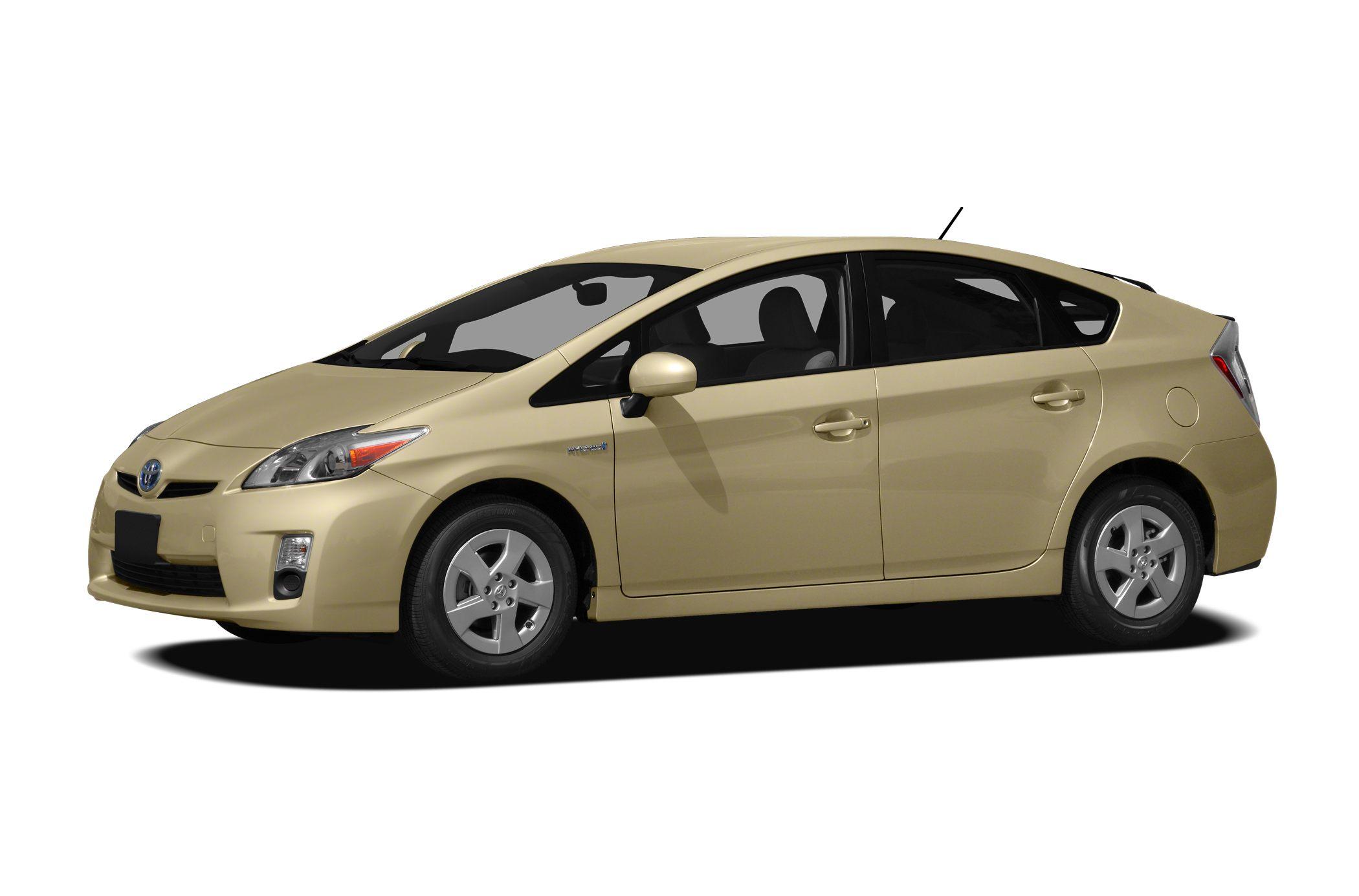 2010 Toyota Prius Specs