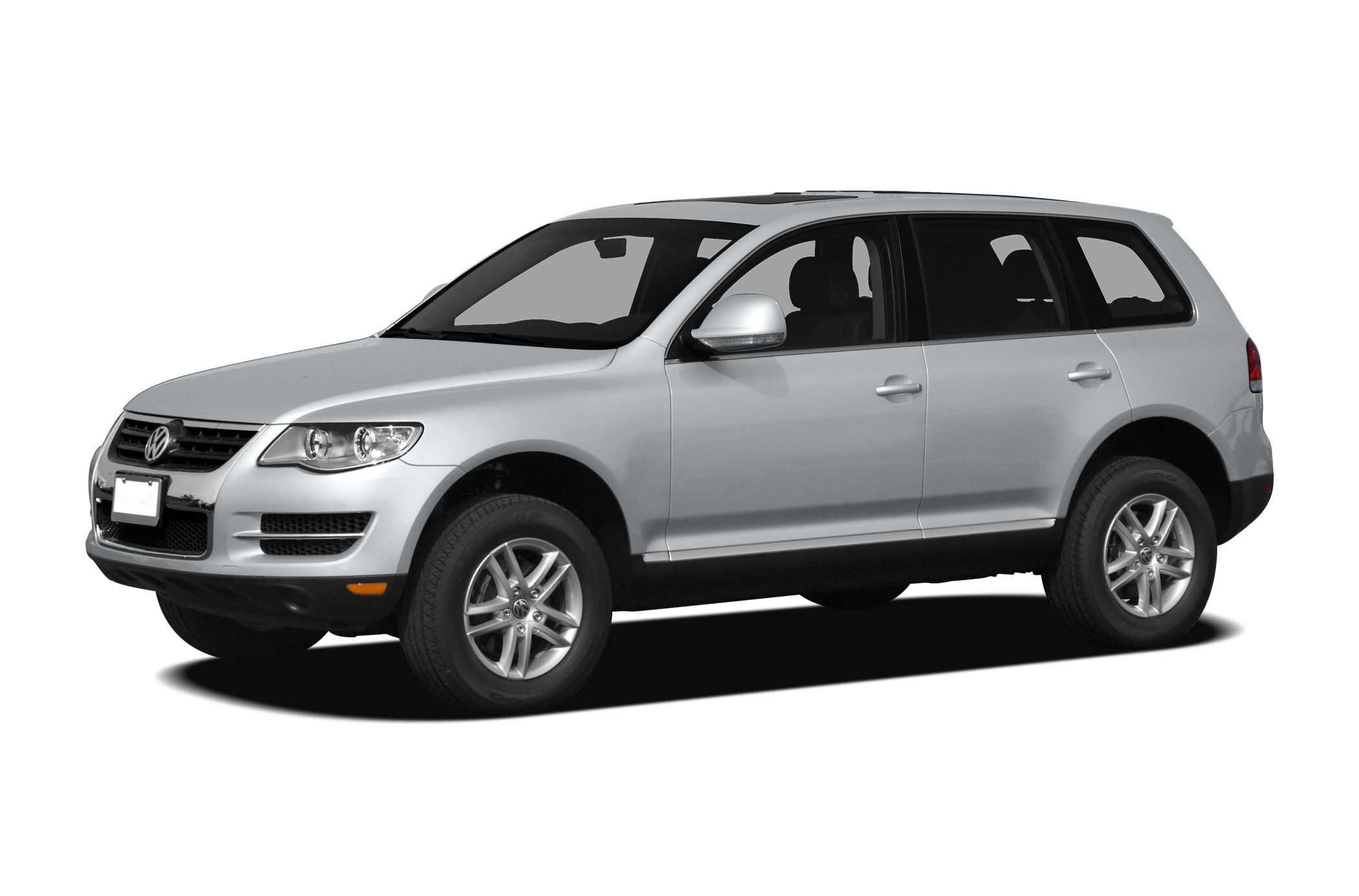 2010 Volkswagen Touareg New Car Test Drive