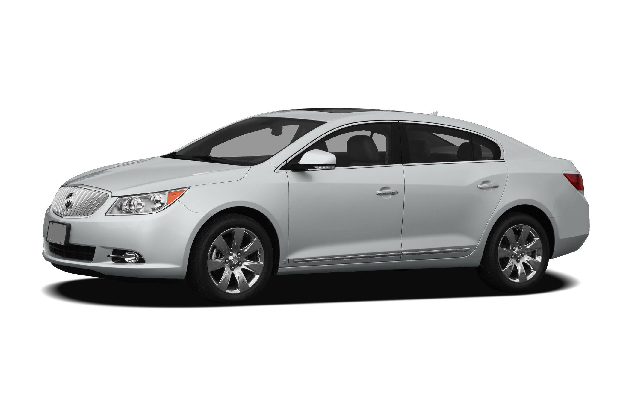 Buick LaCrosse: Playing a DVD-V