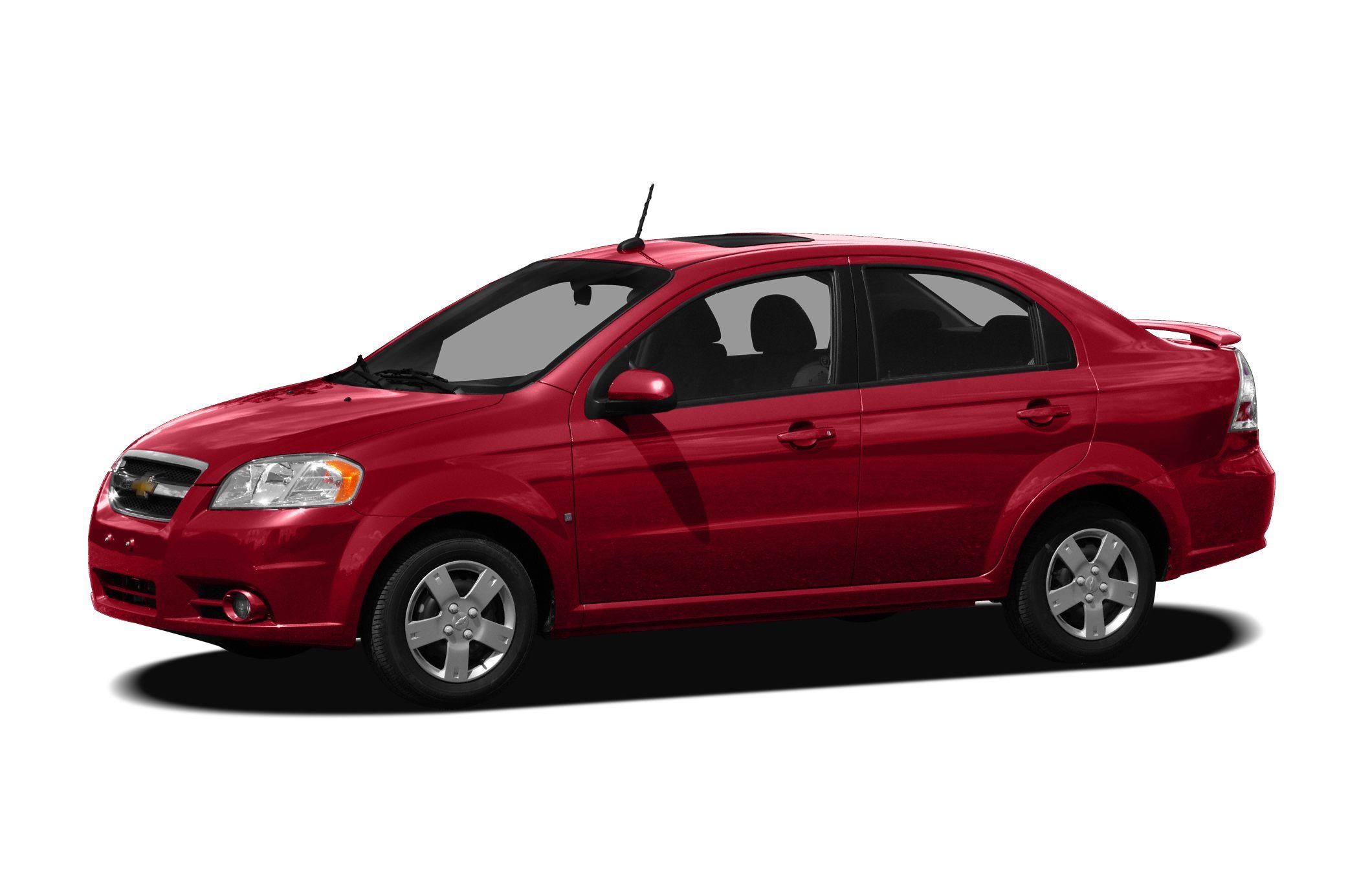 CAC10CHC161B0101 - 2011 Chevrolet Aveo Ls