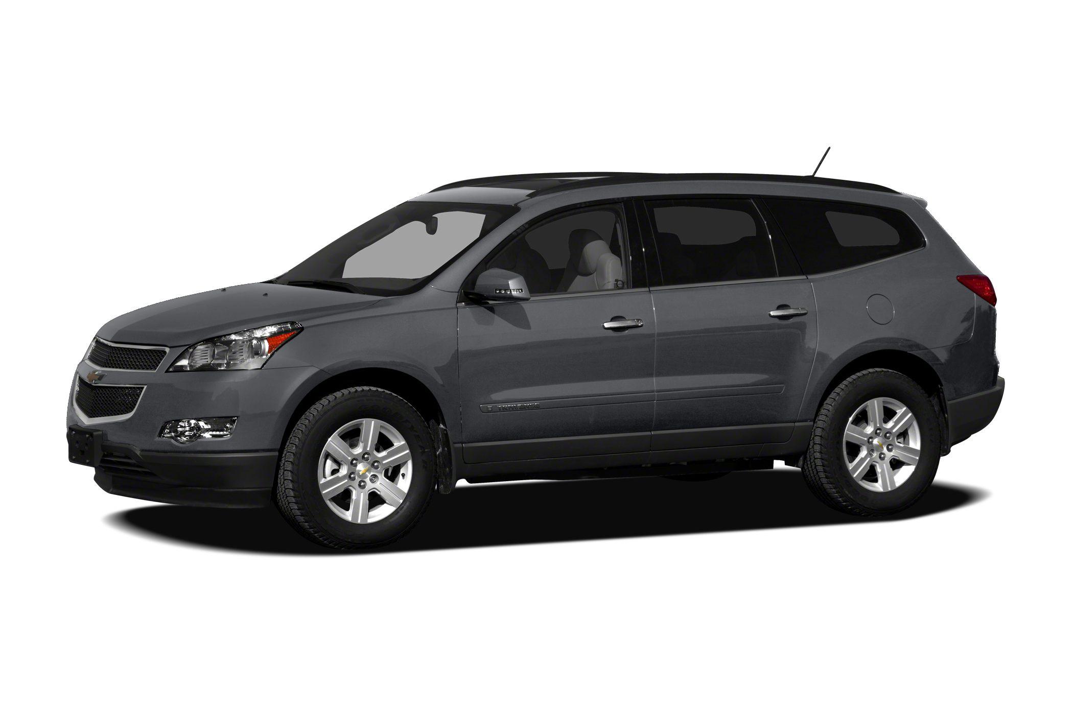 2011 Chevrolet Traverse Information