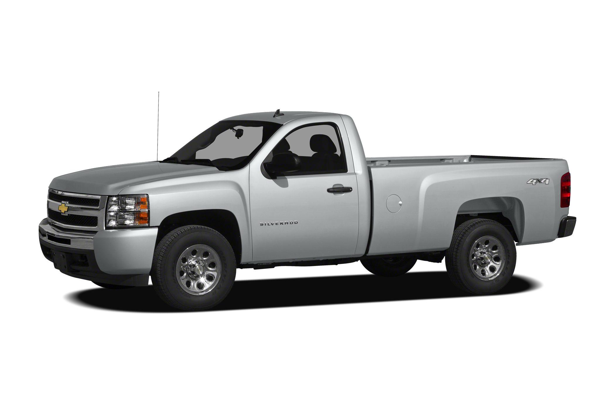 2011 Chevrolet Silverado 1500 Work Truck 4x2 Regular Cab 8 Ft Box 133 In Wb Specs And Prices