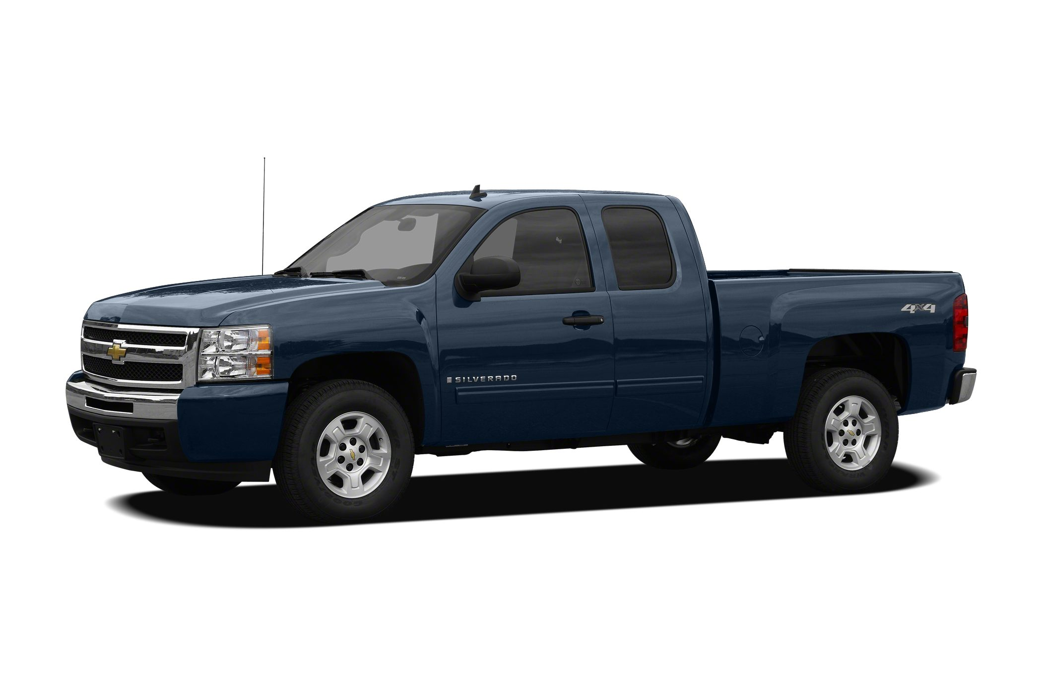 2011 Chevrolet Silverado 1500 Lt 4x4 Extended Cab 8 Ft Box 157 5