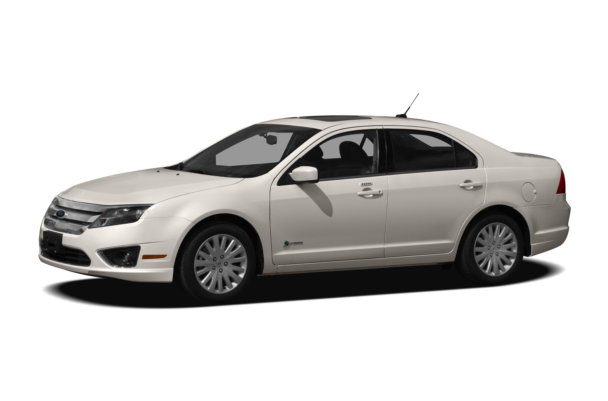 2011 Ford Fusion Hybrid New Car Test Drive