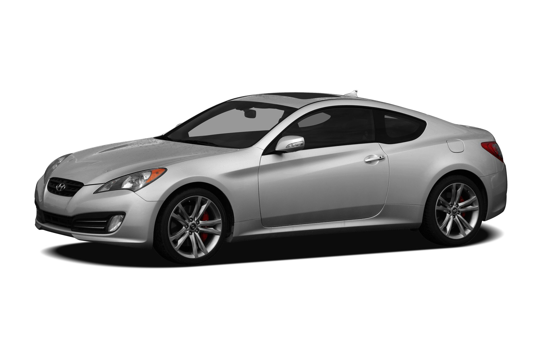 2011 Hyundai Genesis Coupe New Car Test Drive