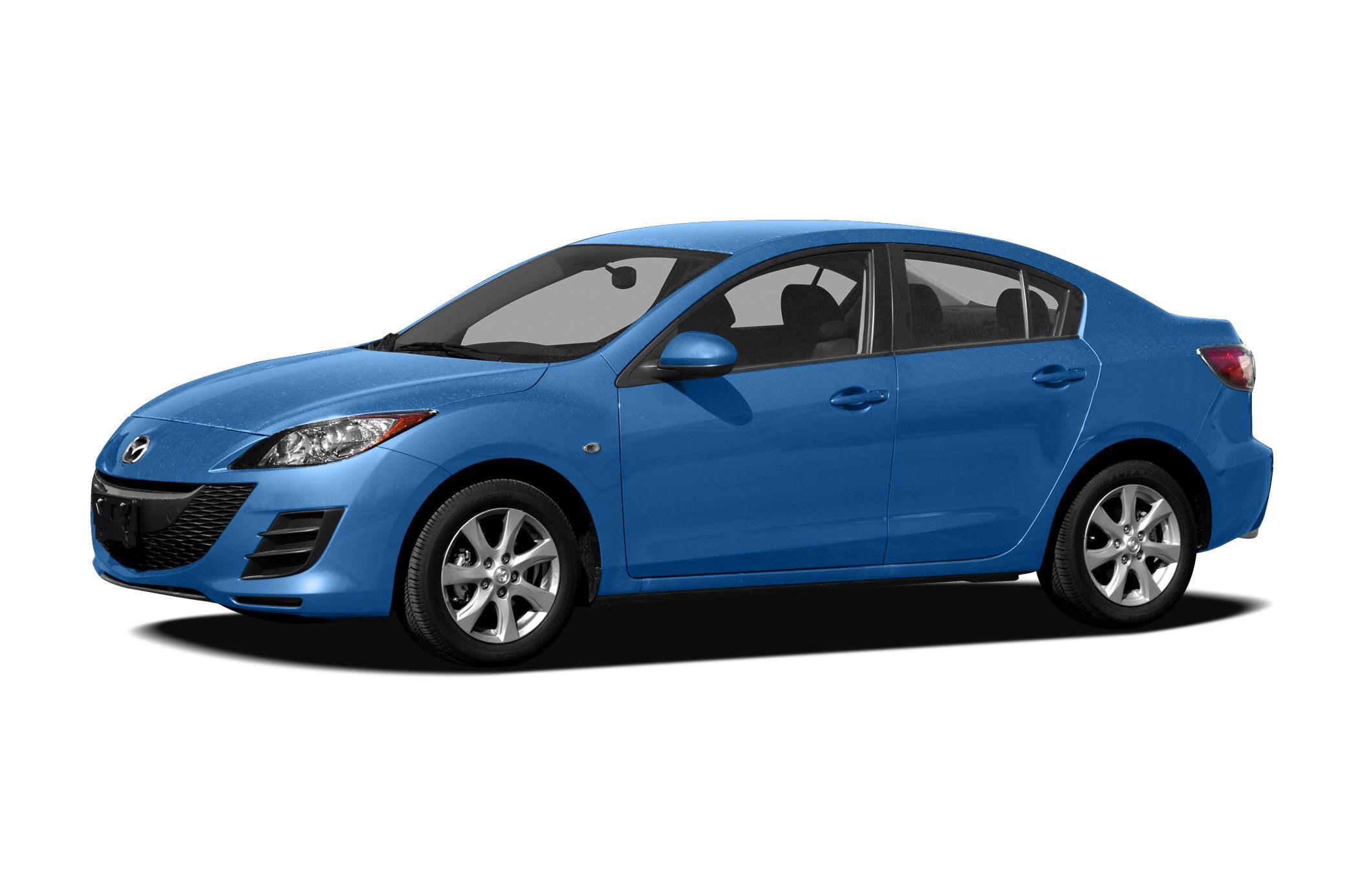 2011 Mazda Mazda3 i Touring 4dr Sedan Specs and Prices