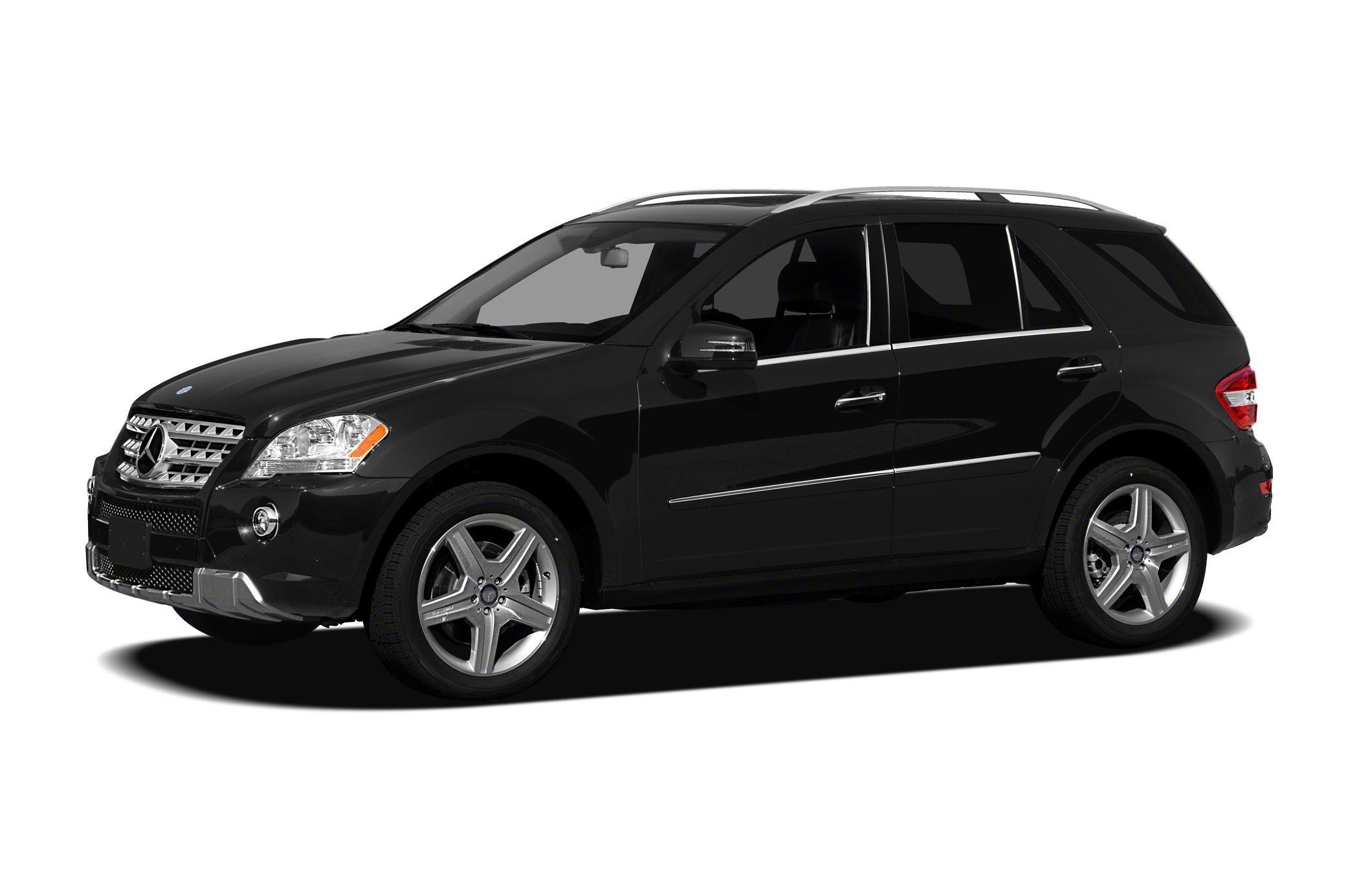 2011 Mercedes Benz M Class Base ML 550 4dr All wheel Drive 4MATIC