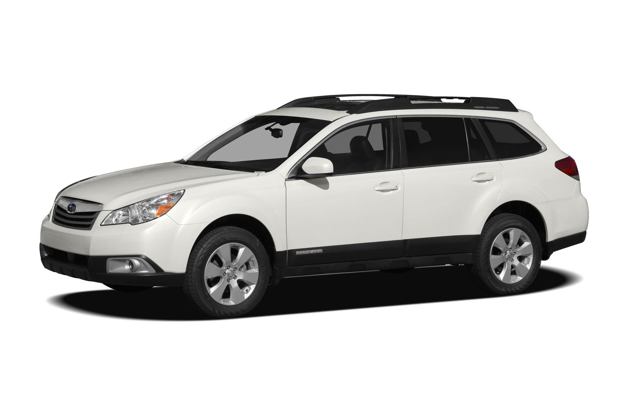 2011 Subaru Outback New Car Test Drive