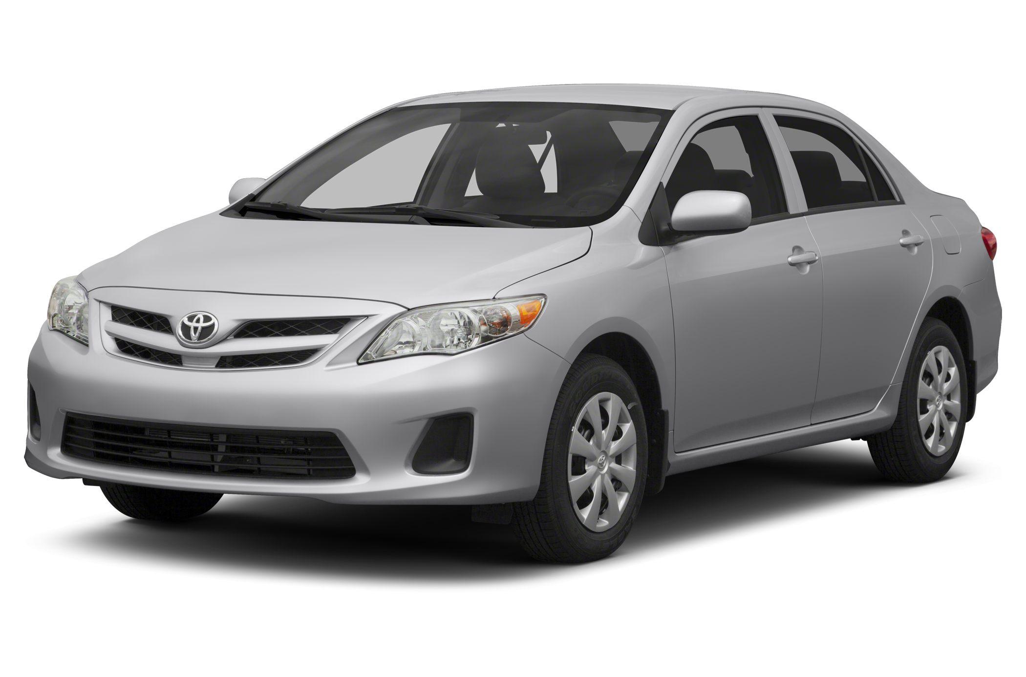 Toyota Corolla Repair Manual: Road test
