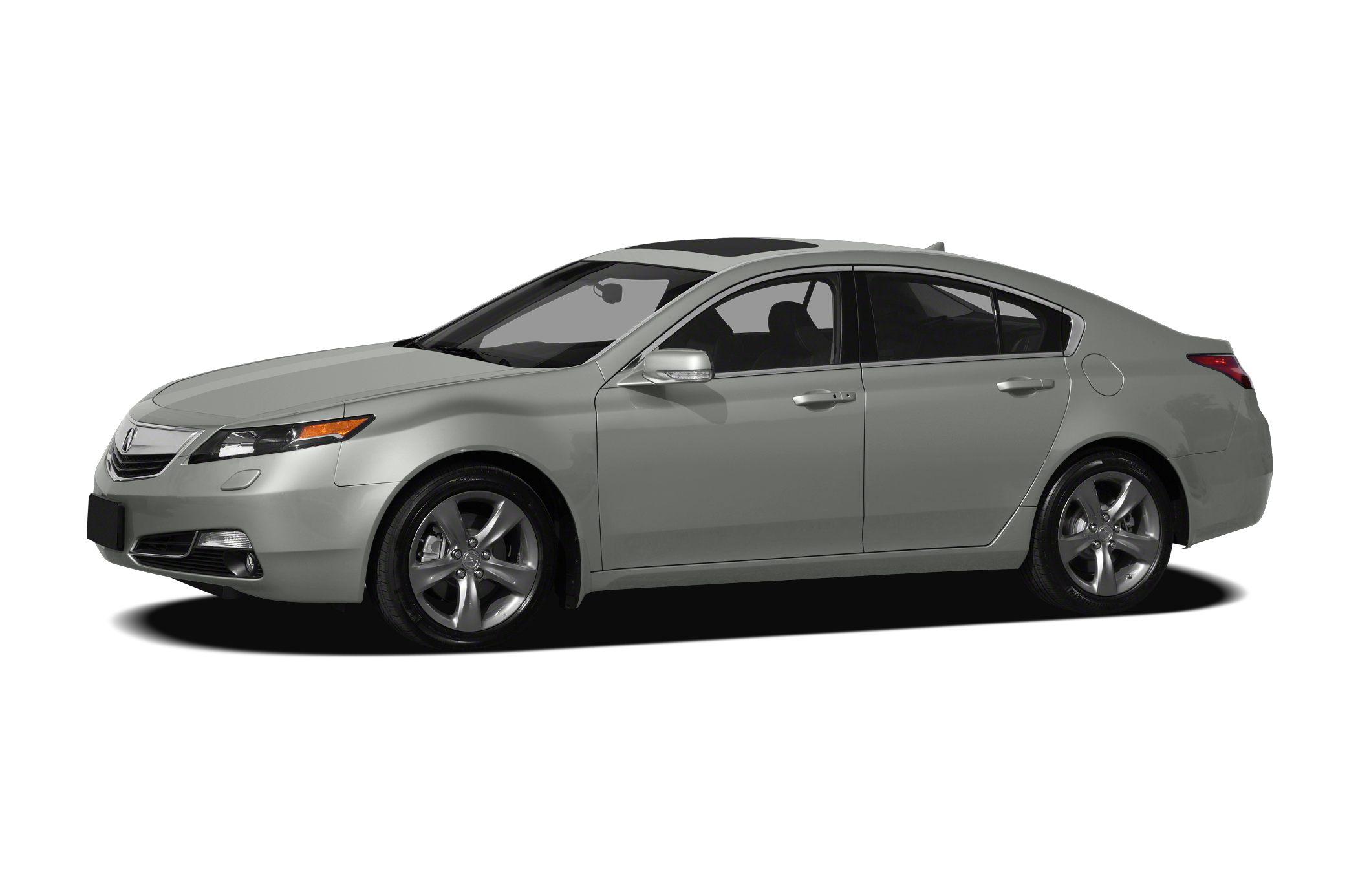 2012 Acura TL Information