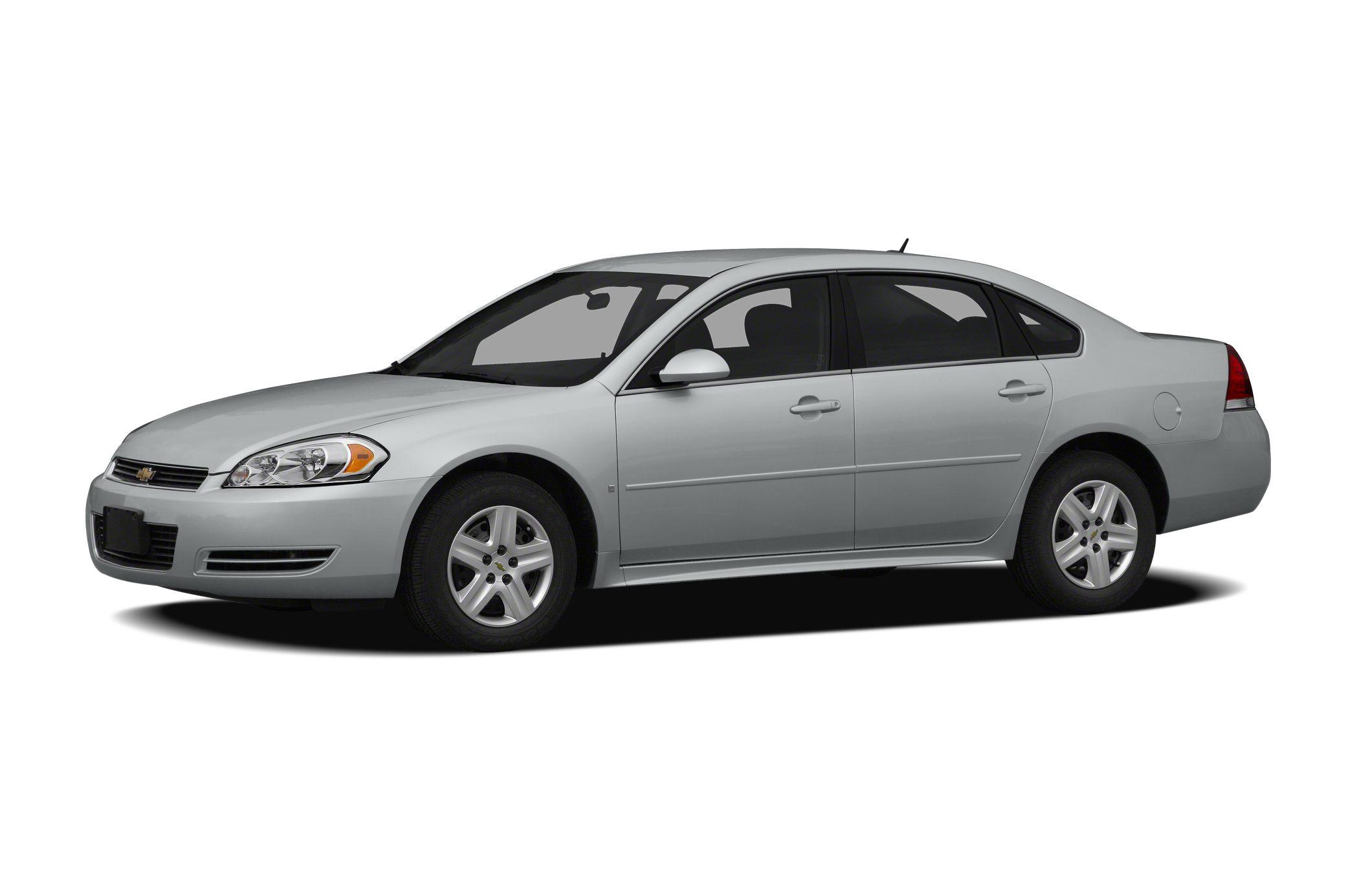 2012 Chevrolet Impala New Car Test Drive