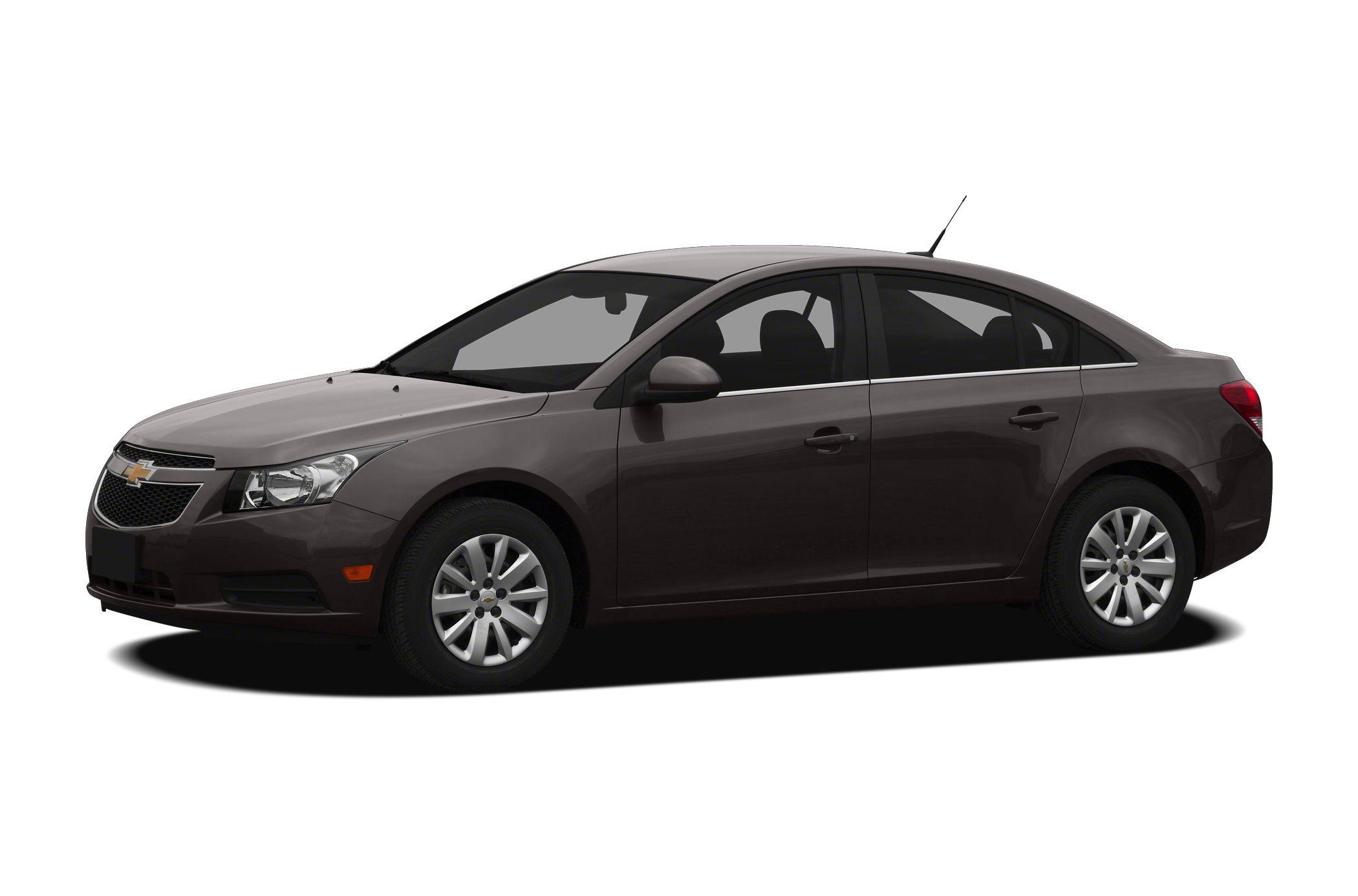 2012 Chevrolet Cruze LS 4dr Sedan Specs and Prices