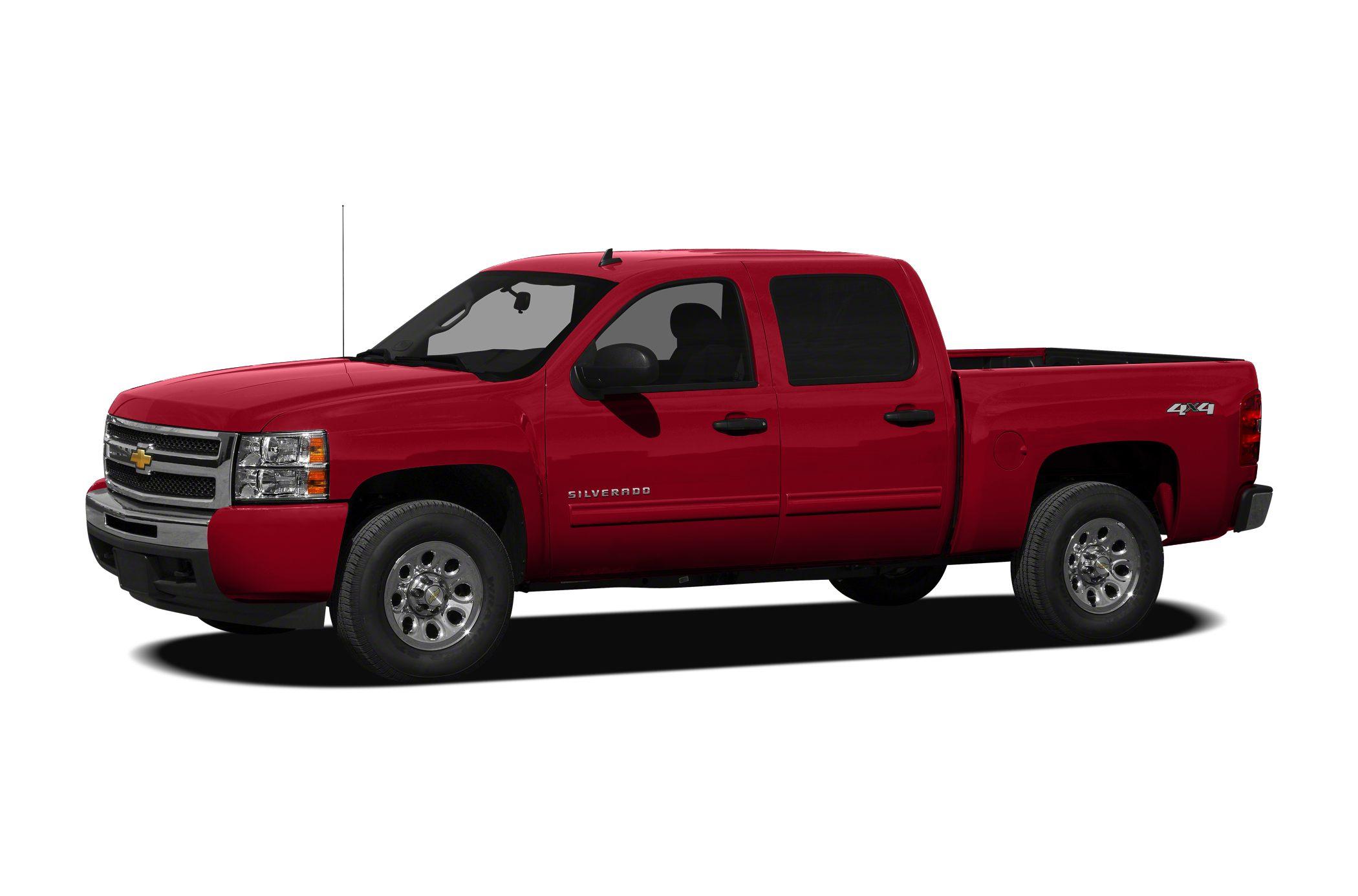 2012 Chevrolet Silverado 1500 Ltz 4x4 Crew Cab 5 75 Ft Box 143 5 In Wb Pictures