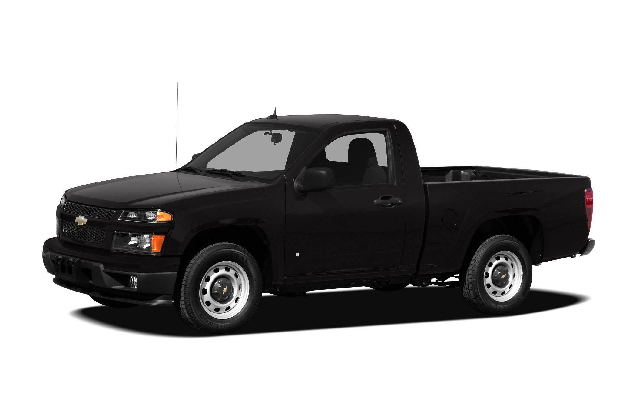 Kekurangan Chevrolet Colorado 2012 Review