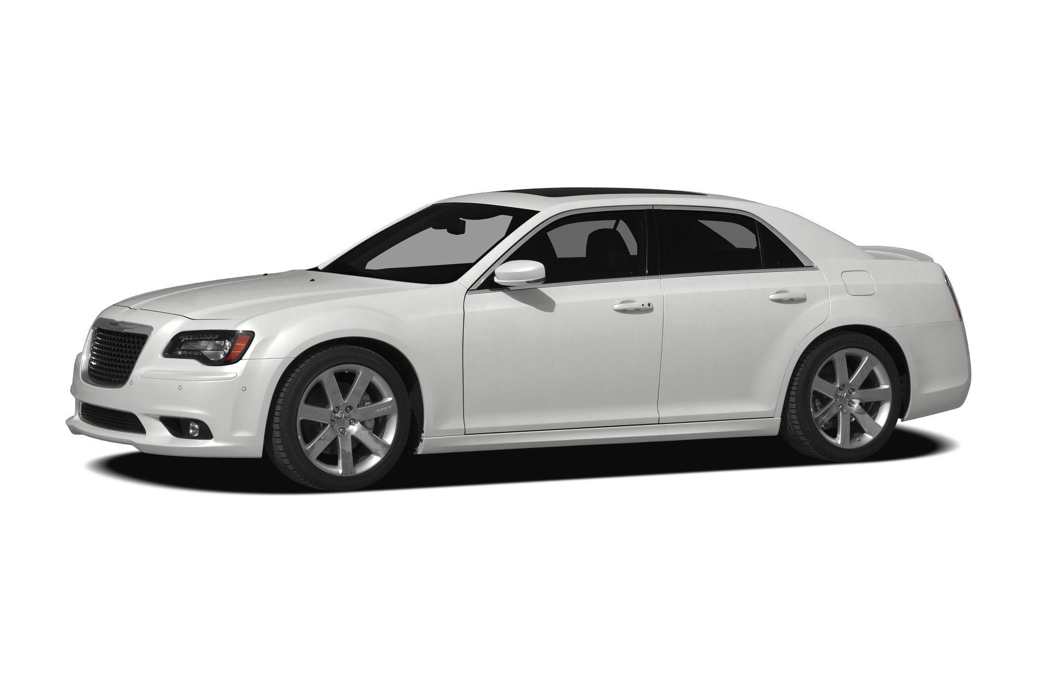 2012 Chrysler 300 SRT8 4dr Rear wheel Drive Sedan Specs and Prices