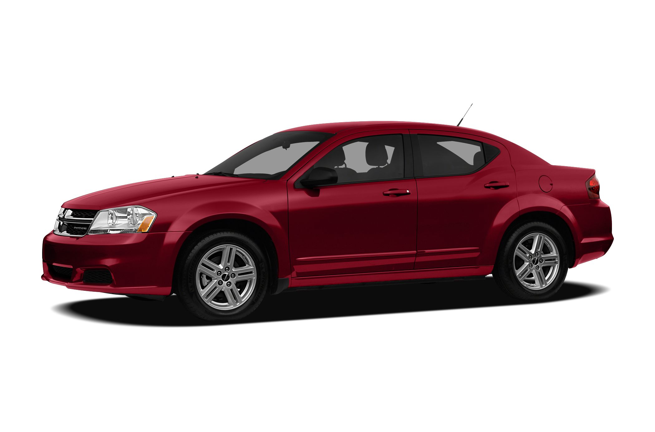 Dodge Avenger: Electrical power outlets