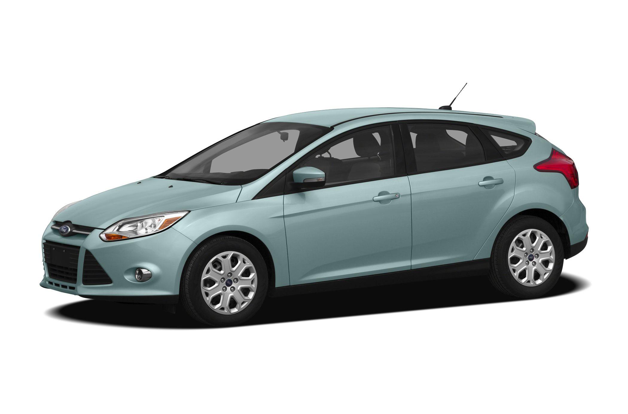 2012 Ford Focus Titanium 4dr Hatchback Specs And Prices