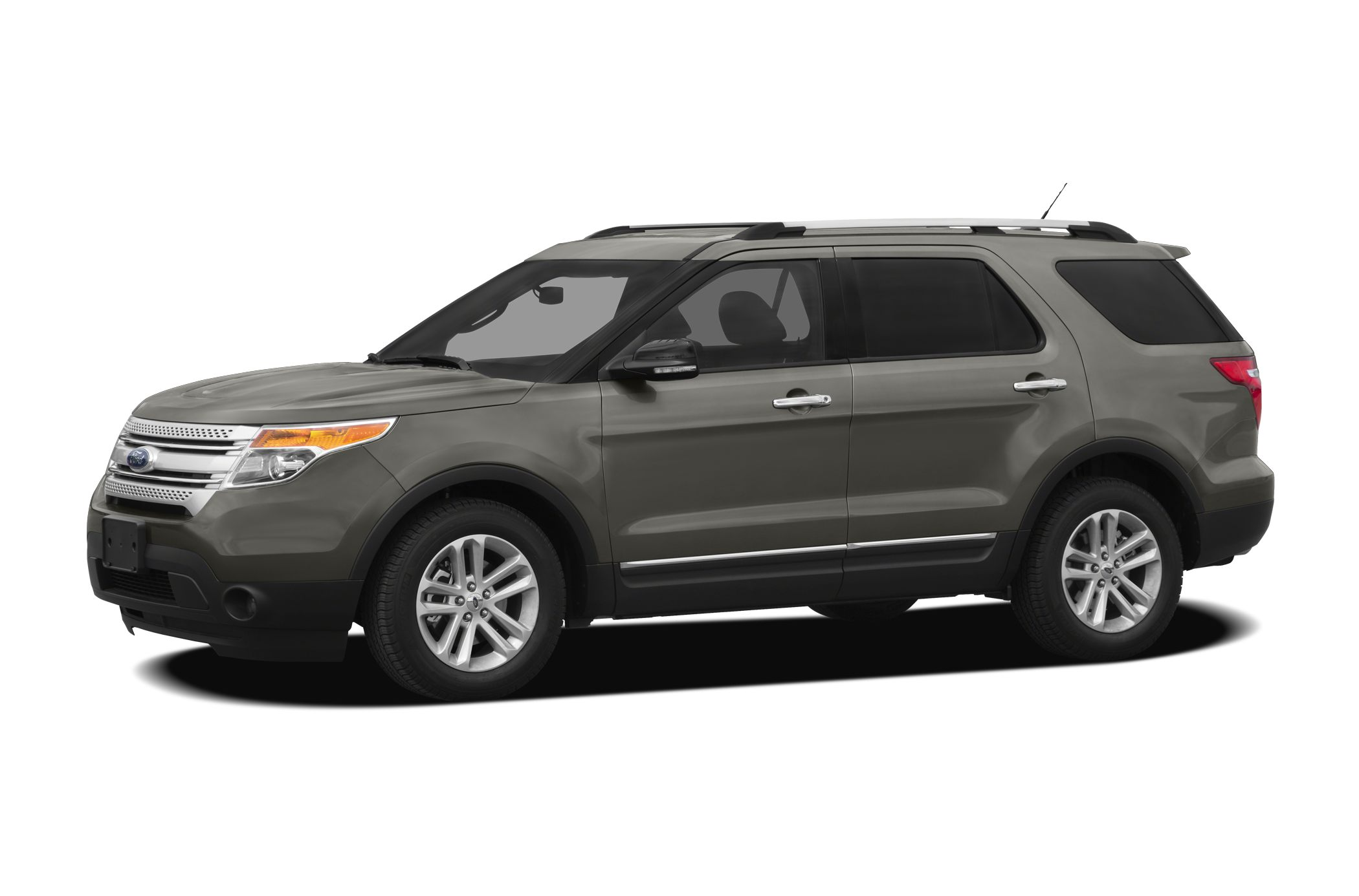 2012 ford explorer new car test drive