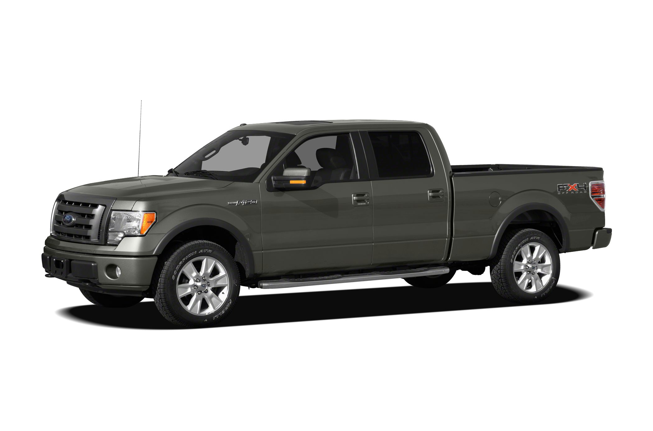 2012 Ford F 150 Xlt 4x4 Supercrew Cab Styleside 65 Ft Box 157 In Wb Specs And Prices