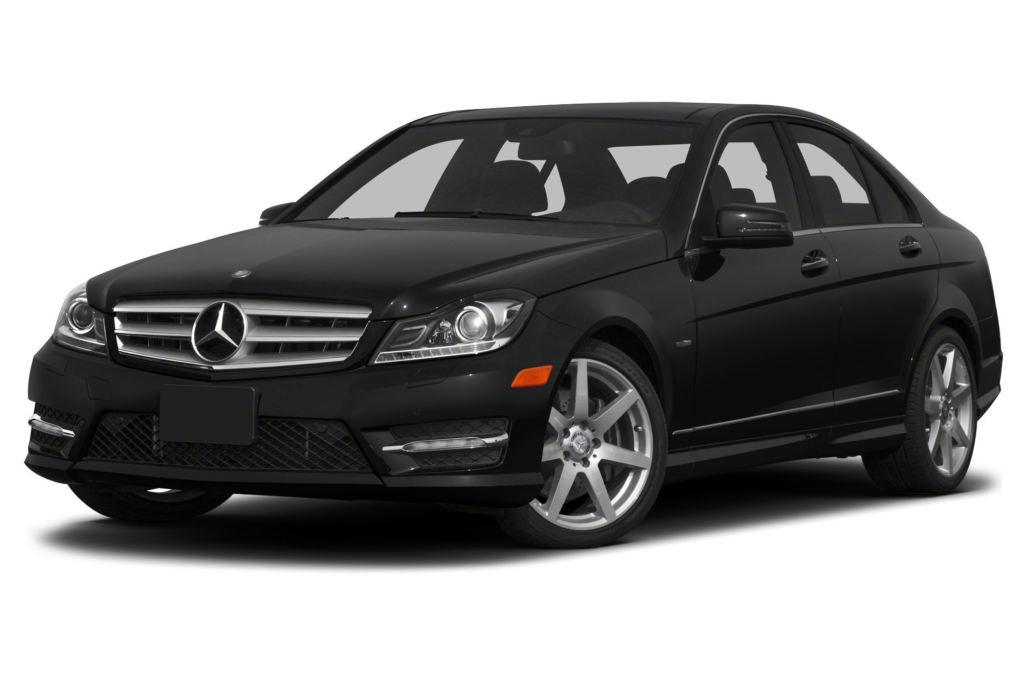 benz trend quarters c and cars reviews sedan side passengers rating motor mercedes front three class