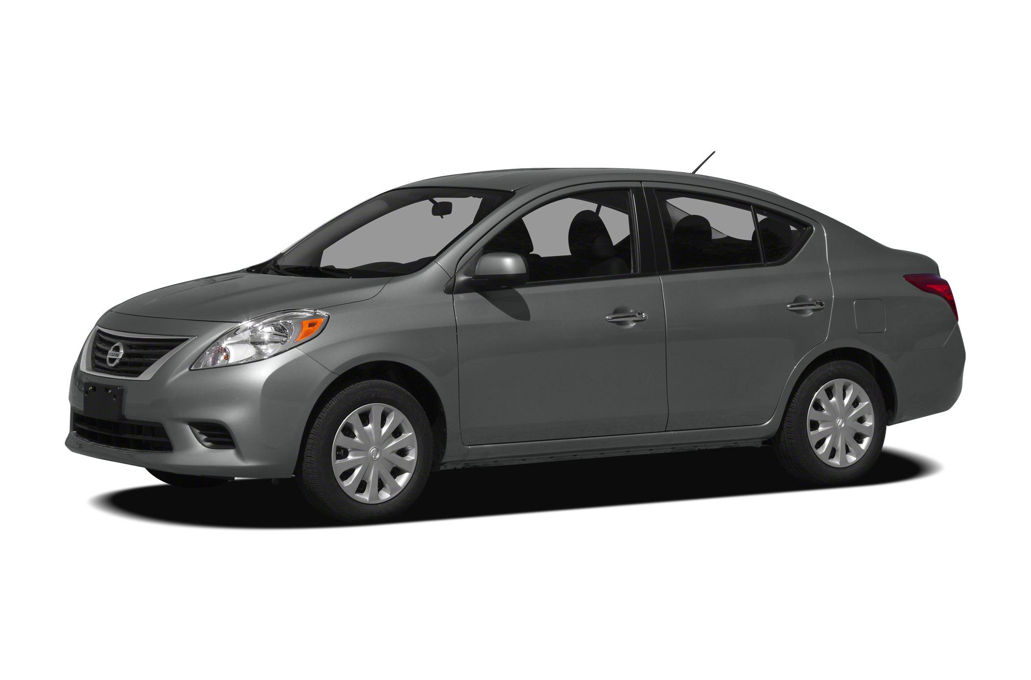 2012 nissan versa 16 sv 4dr sedan specs and prices vanachro Images