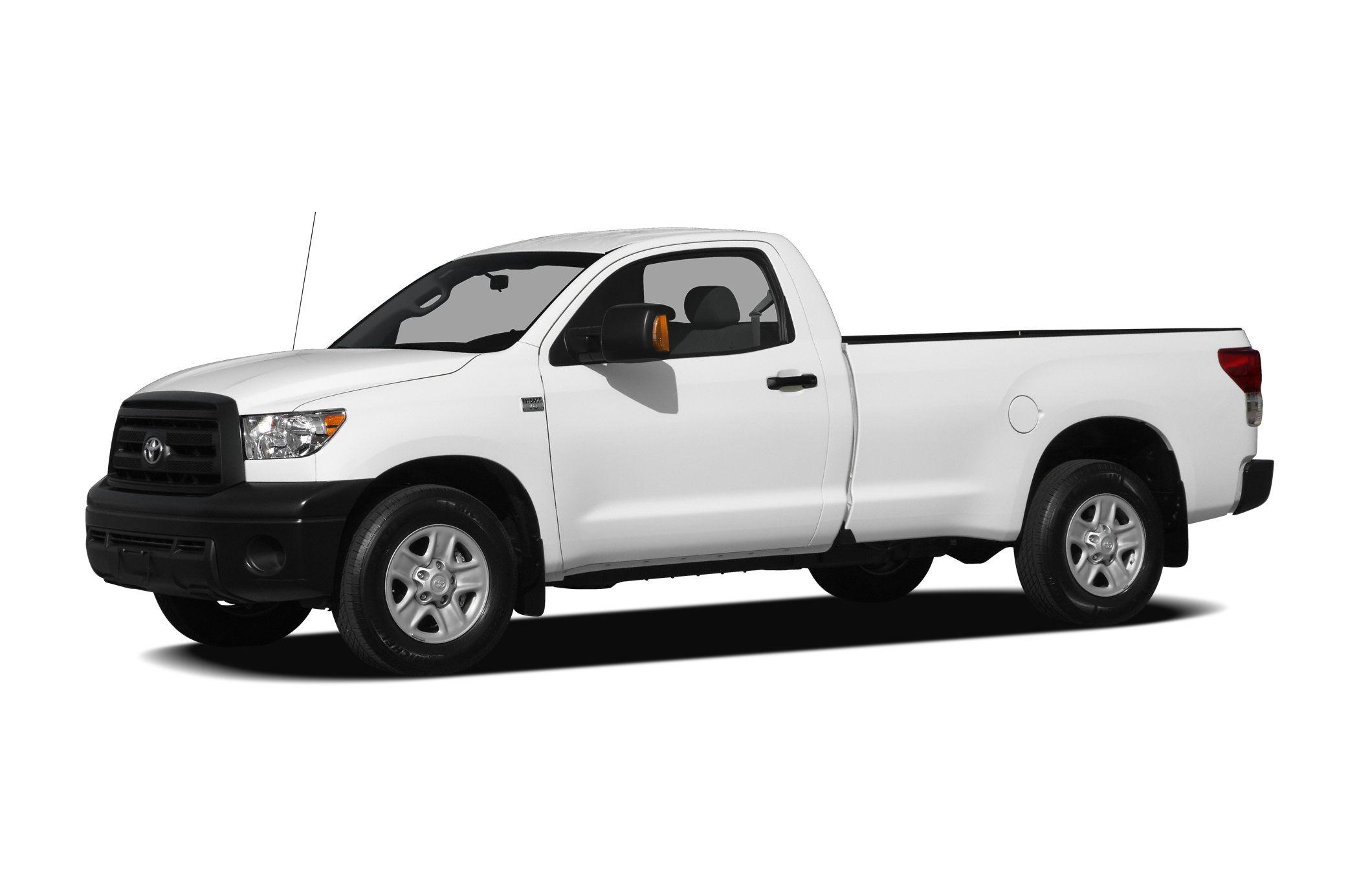 2012 Toyota Tundra New Car Test Drive