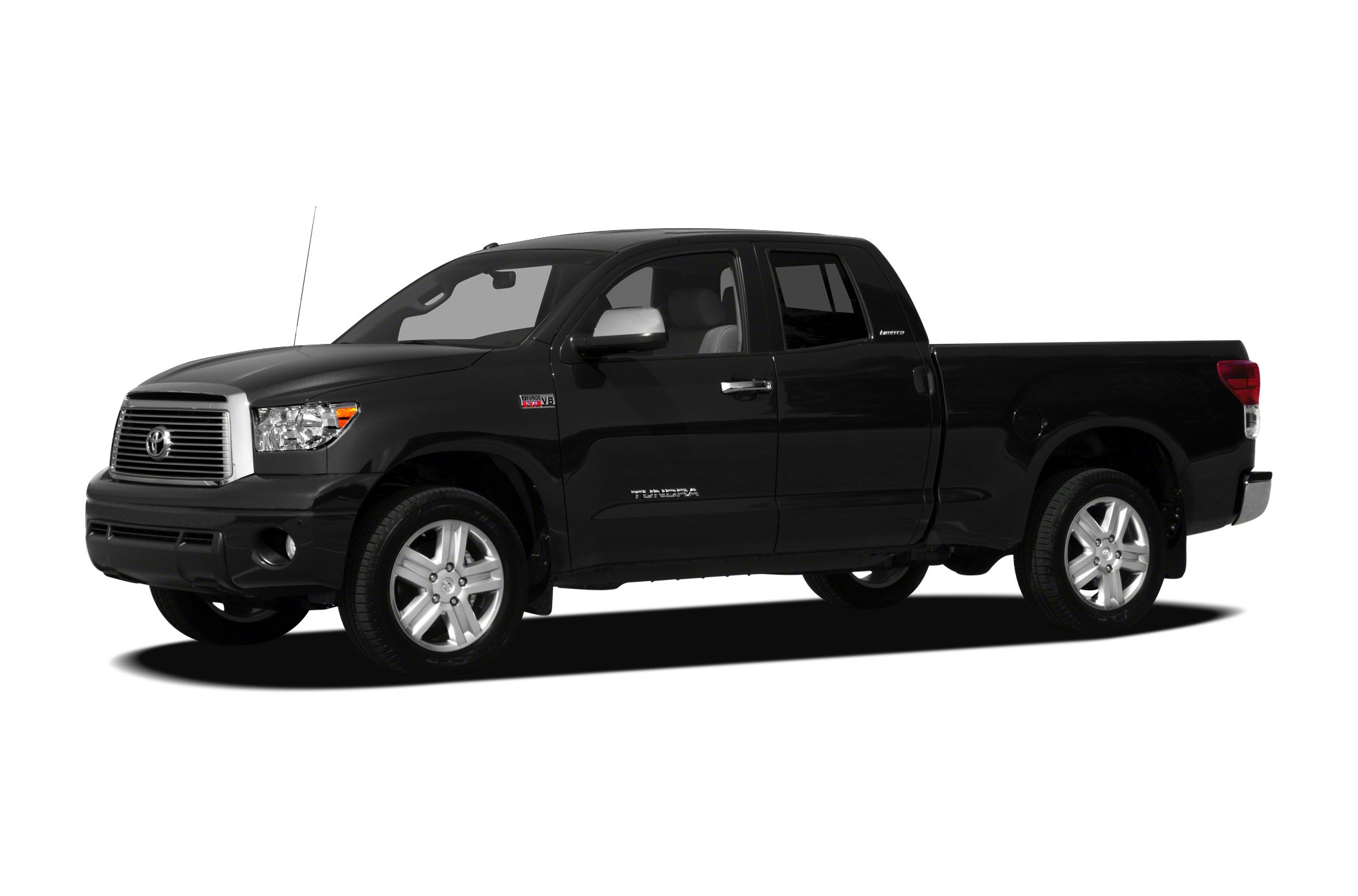 2012 Toyota Tundra Limited 5 7L V8 w FFV 4x4 Double Cab 6 6 ft box