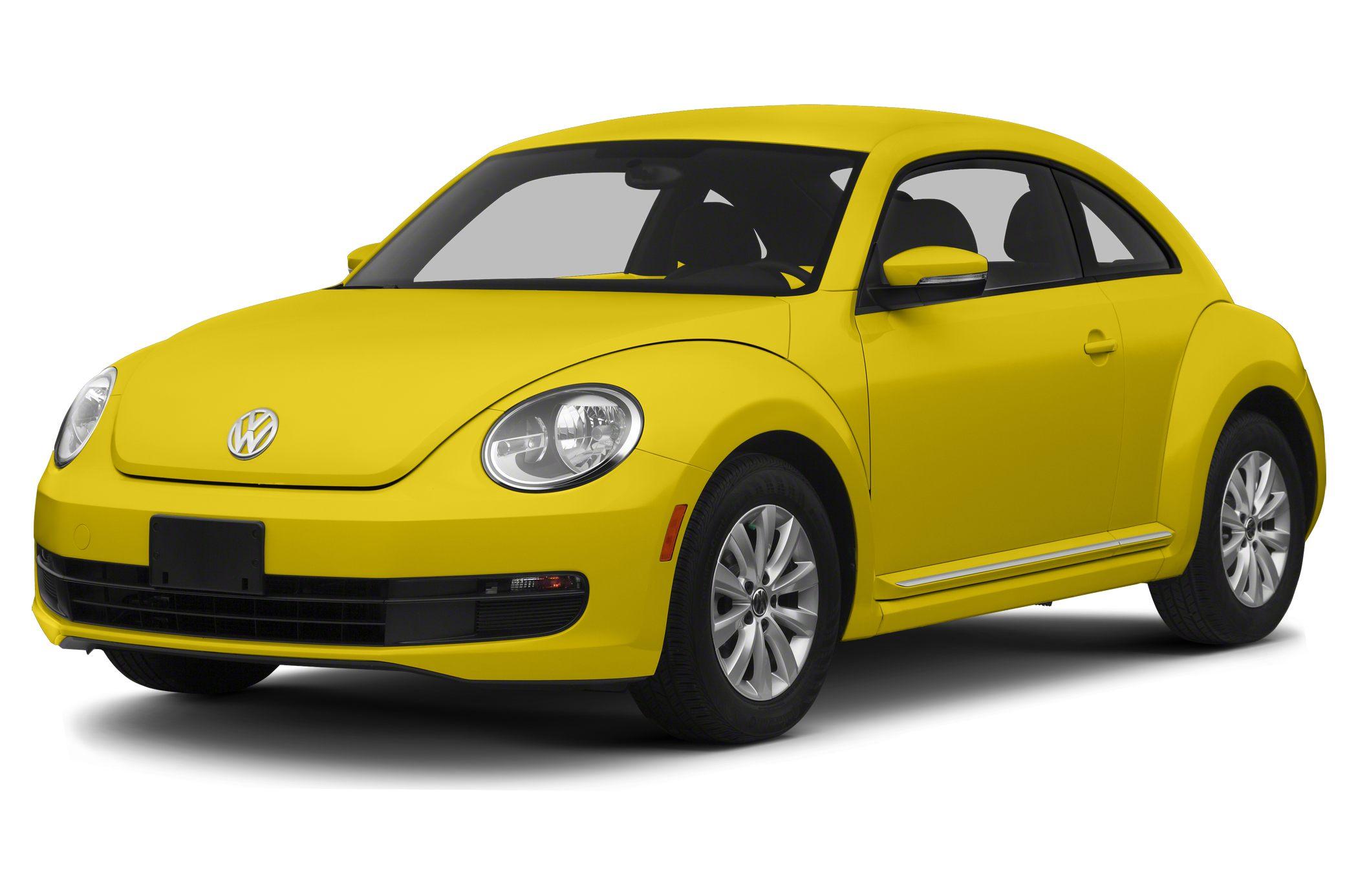 2017 Volkswagen Beetle Pricing And Specs