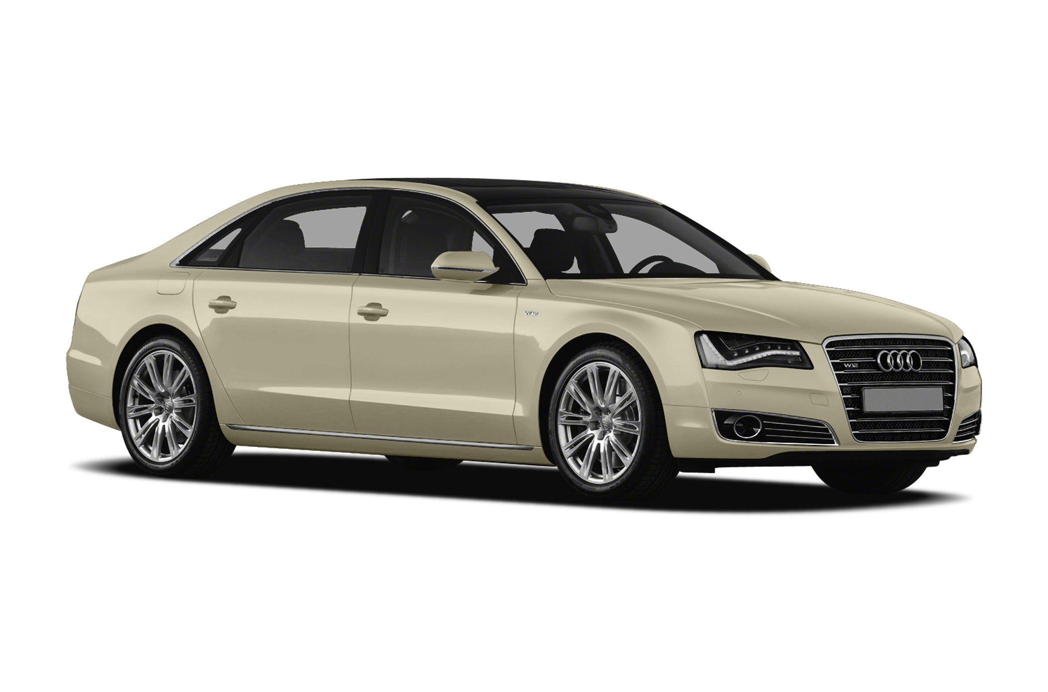 2013 Audi A8 L 4 0T 4dr All wheel Drive quattro LWB Sedan for Sale