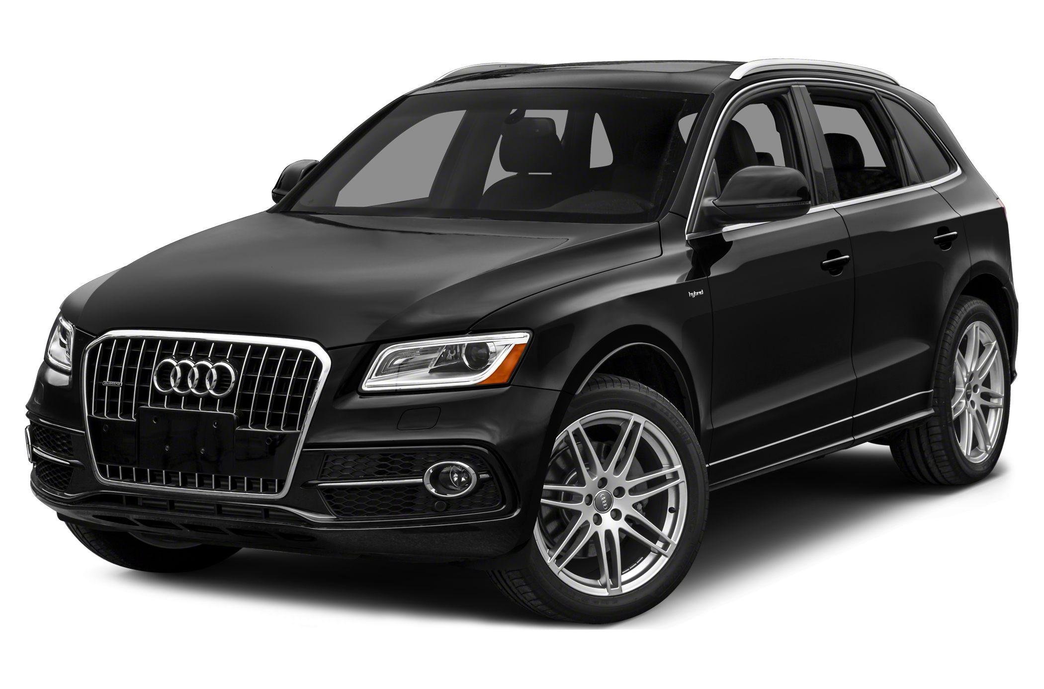 Audi Q Hybrid Information - Audi q5 hybrid