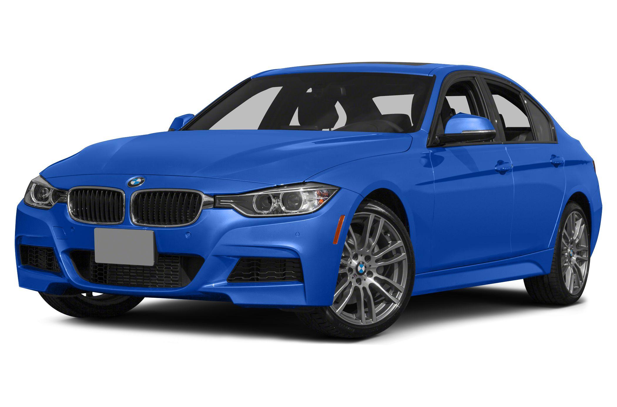 2015 BMW 335 Information