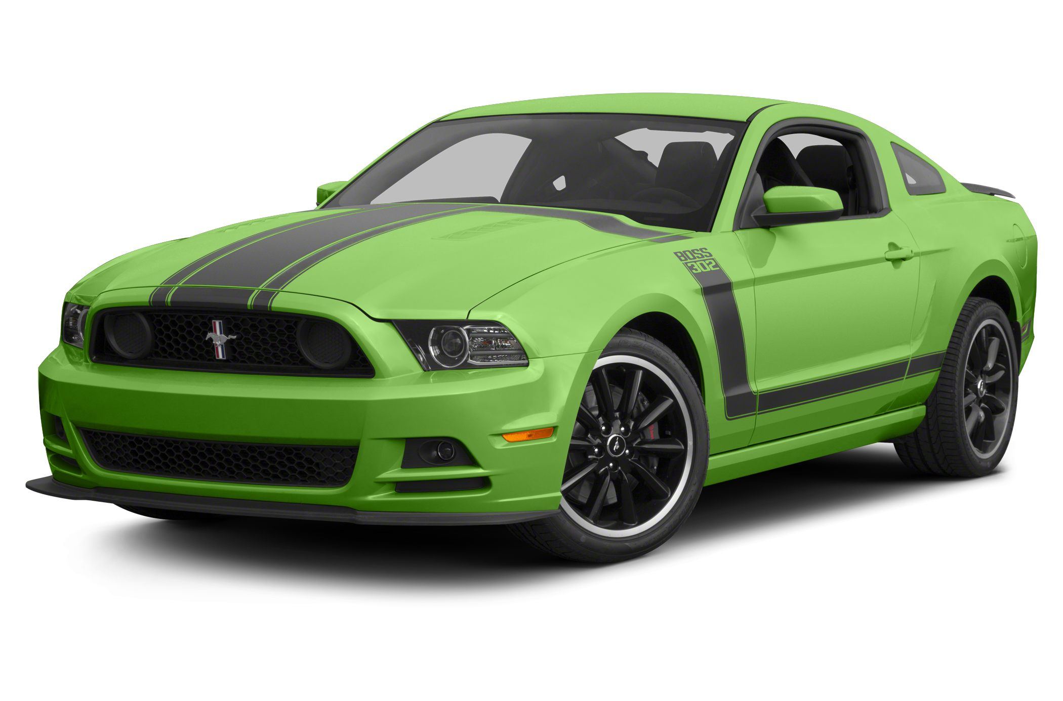 2013 Ford Mustang Boss 302 2dr Coupe