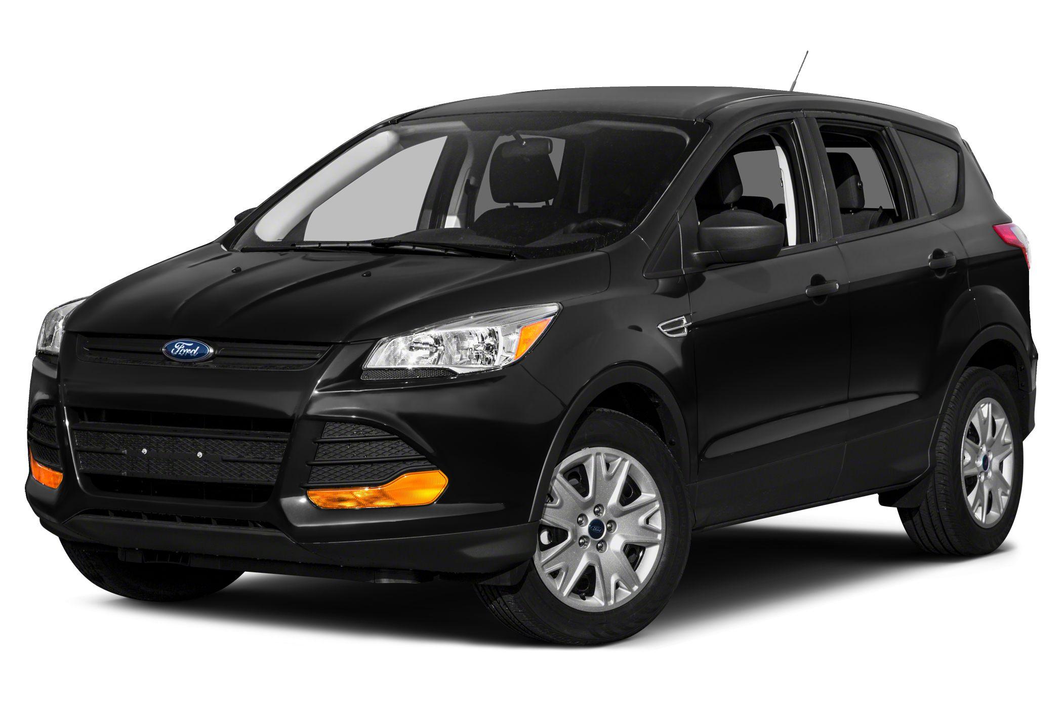 2017 Ford Escape Recalls