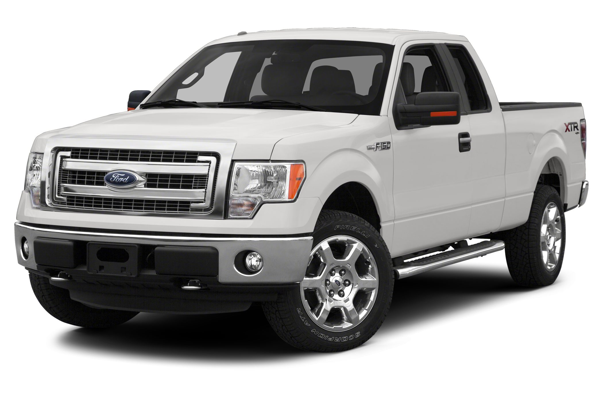 2013 Ford F 150 Fx4 4x4 Supercab Styleside 6 5 Ft Box 145 In Wb