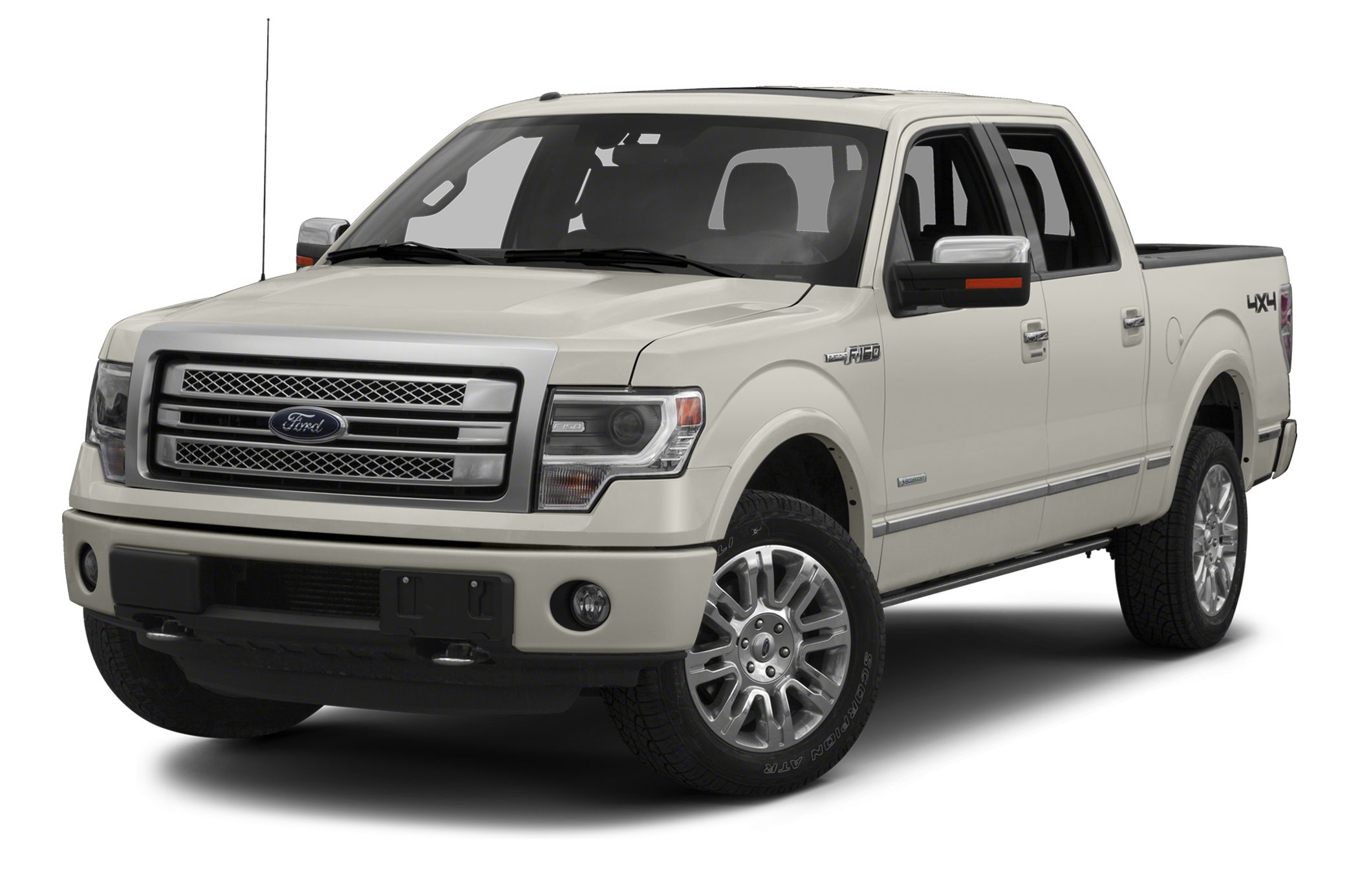 2013 Ford F 150 Platinum 4x4 Supercrew Cab Styleside 5 5 Ft Box 145 In Wb Specs And Prices