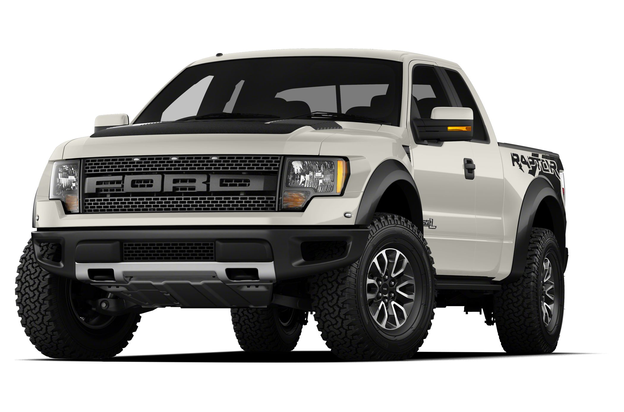 2013 Ford F 150 Svt Raptor 4x4 Supercab Styleside 5 5 Ft Box 133
