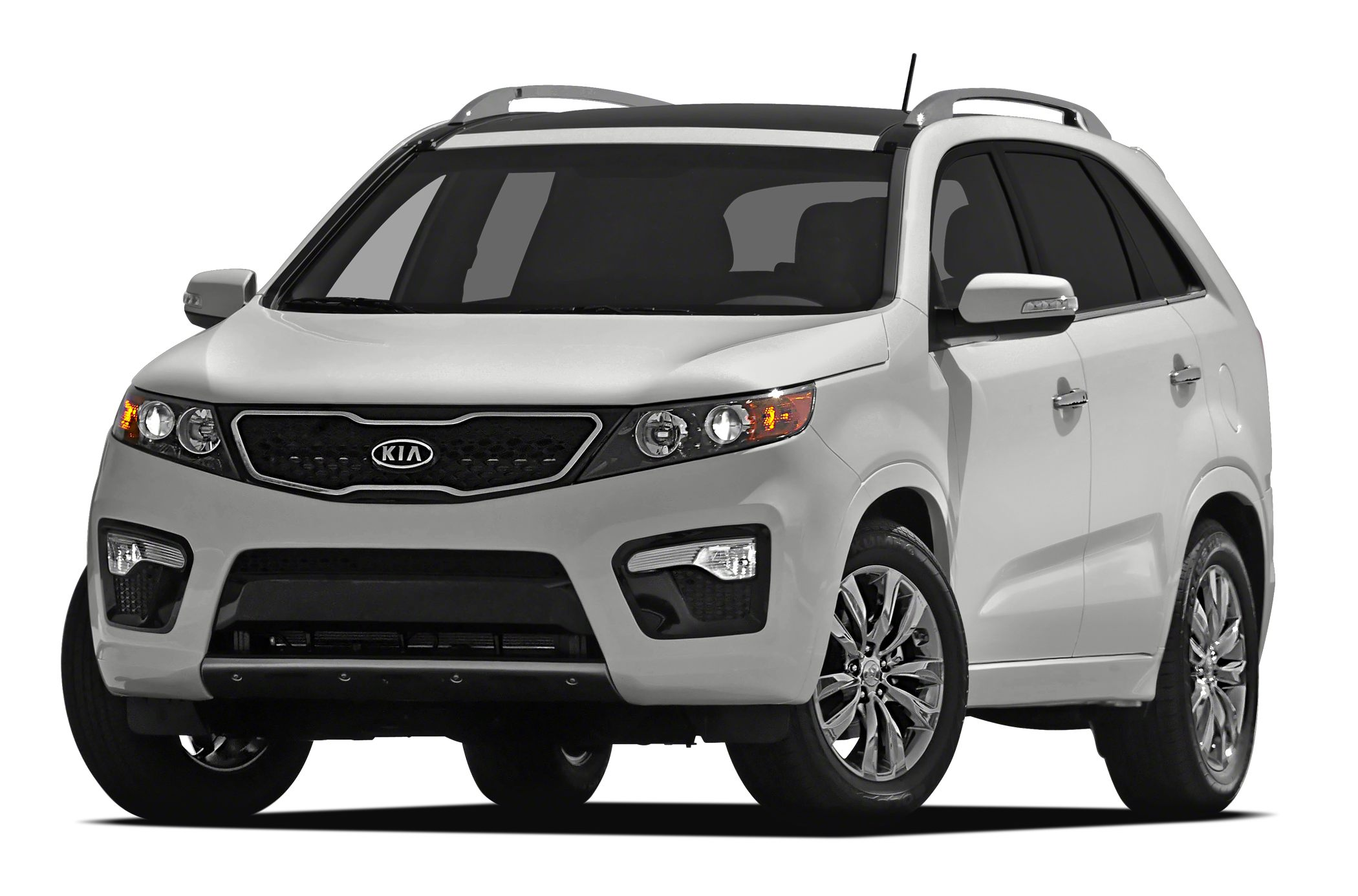 2013 Kia Sorento Sx V6 4dr All Wheel Drive Specs And Prices Front Trailer Hitch